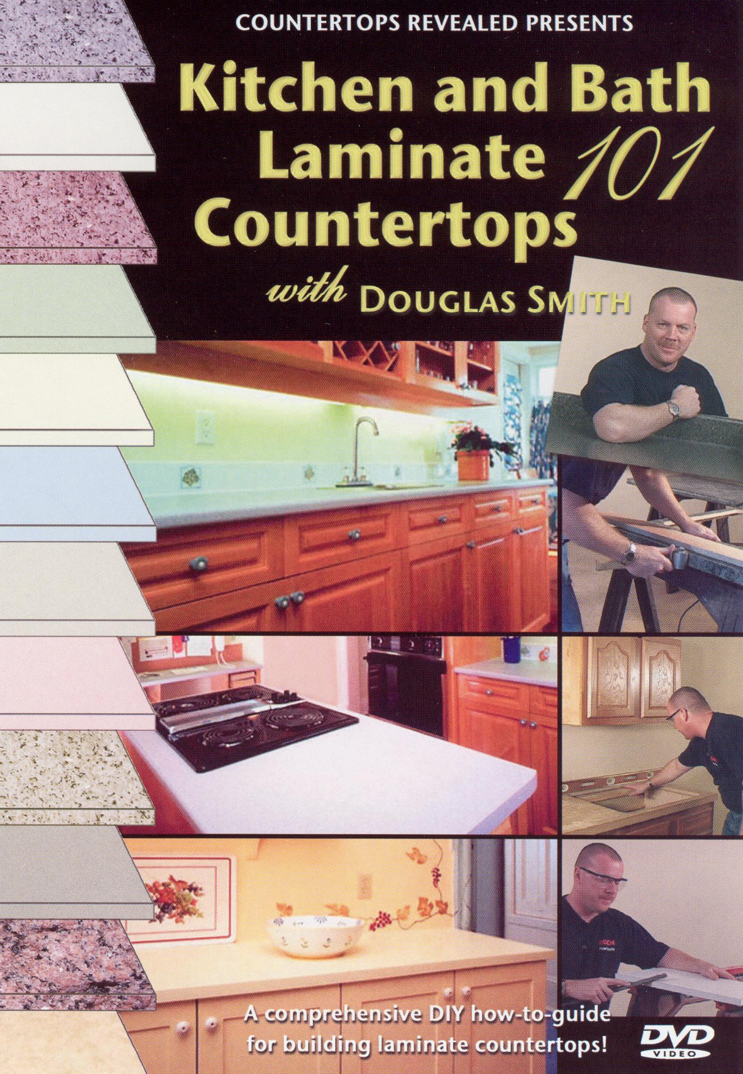 Countertops 101: Kitchen and Bath Laminate Countertops