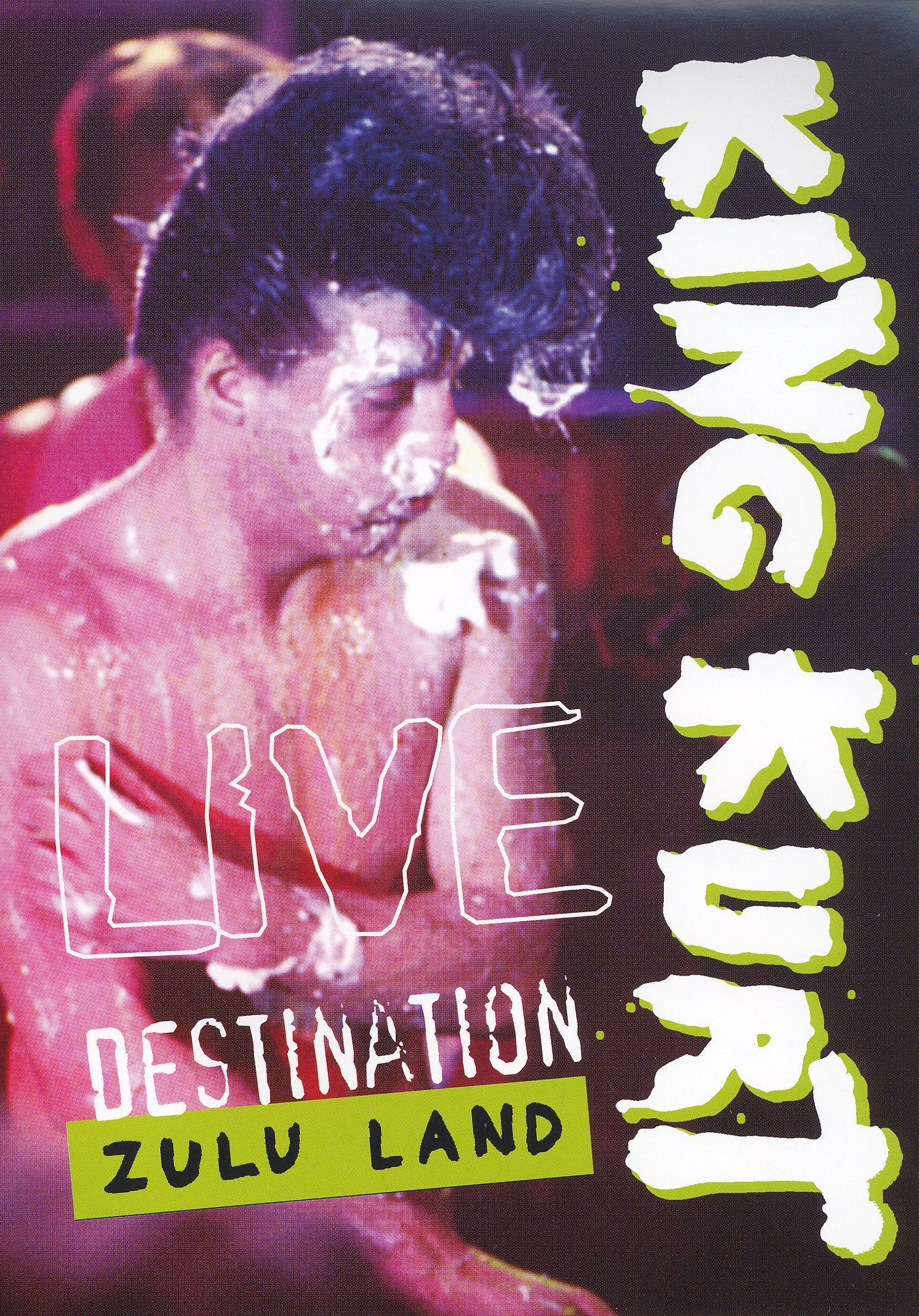 King Kurt: Destination Zululand - King Kurt Live