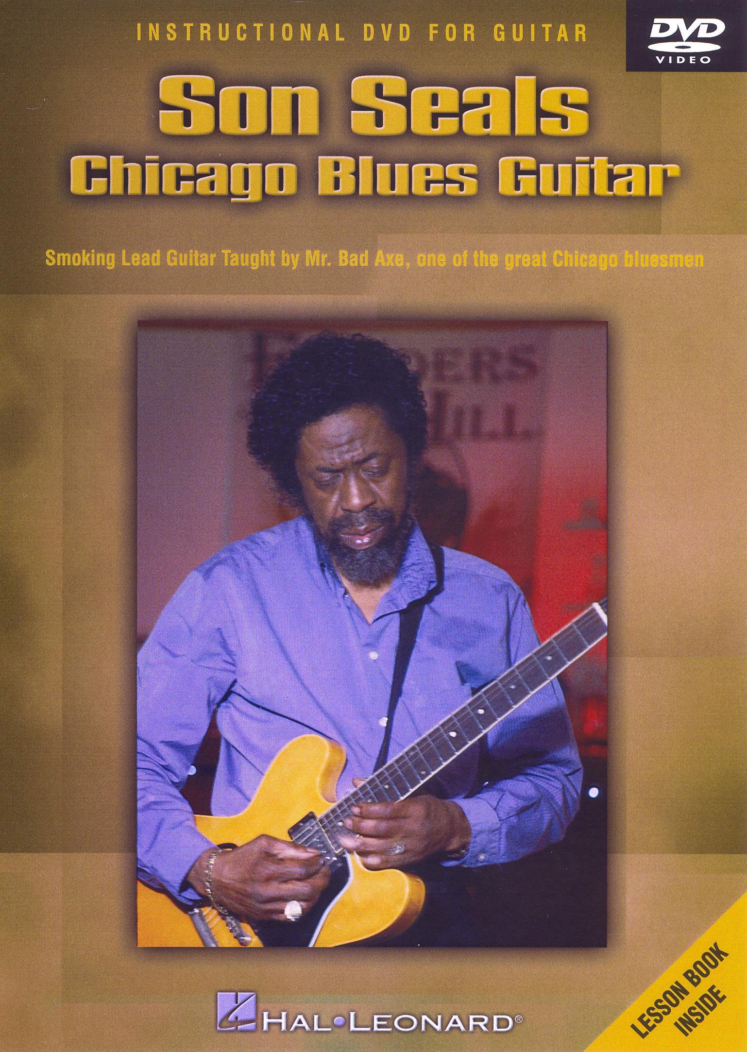 Son Seals: Chicago Blues Guitar
