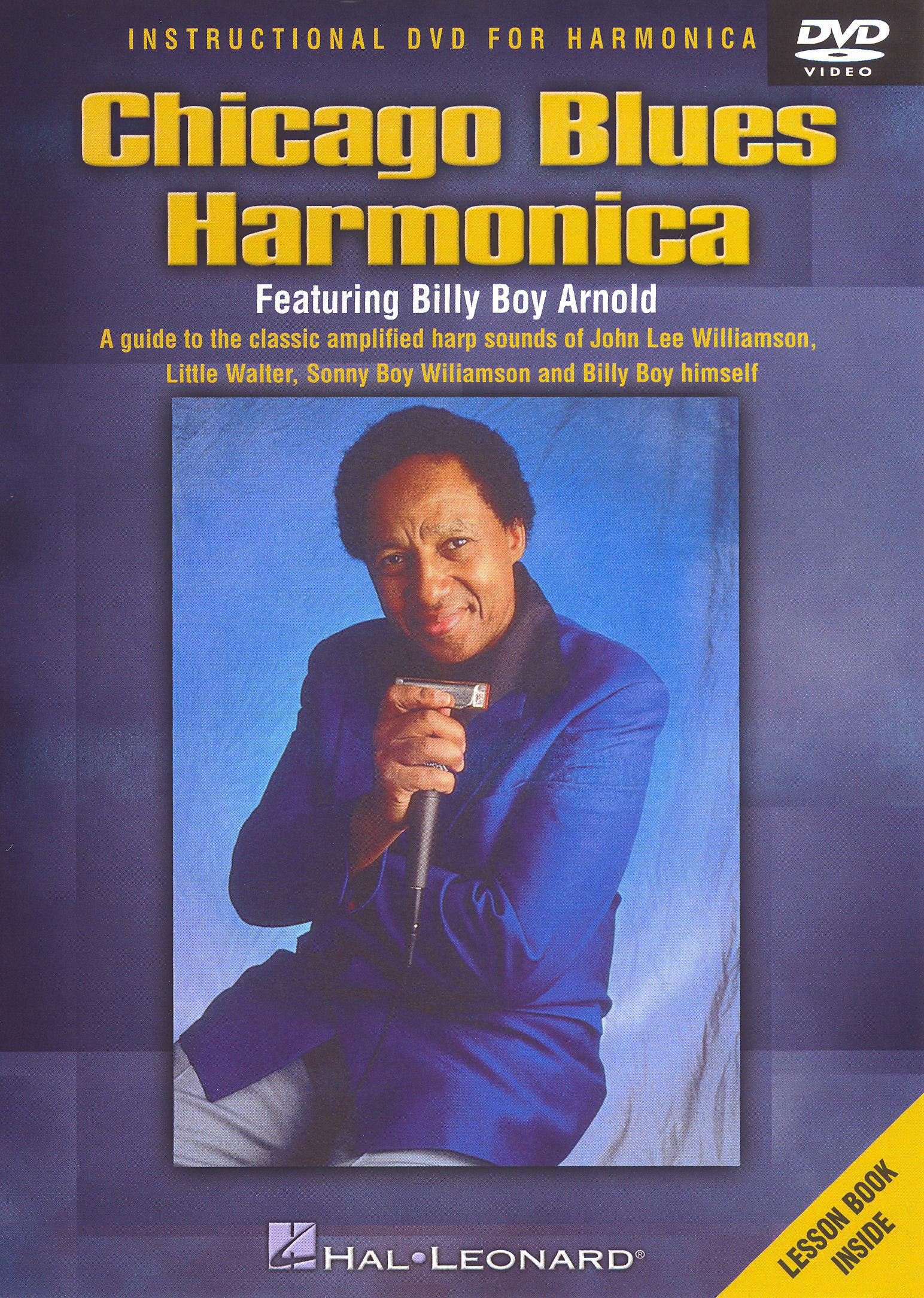Billy Boy Arnold: Chicago Blues Harmonica
