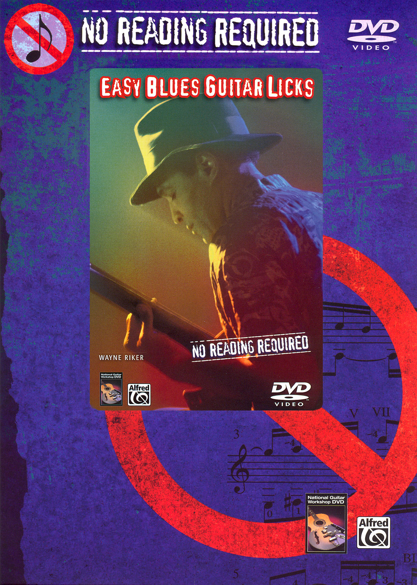 No Reading Required: Easy Blues Guitar Licks