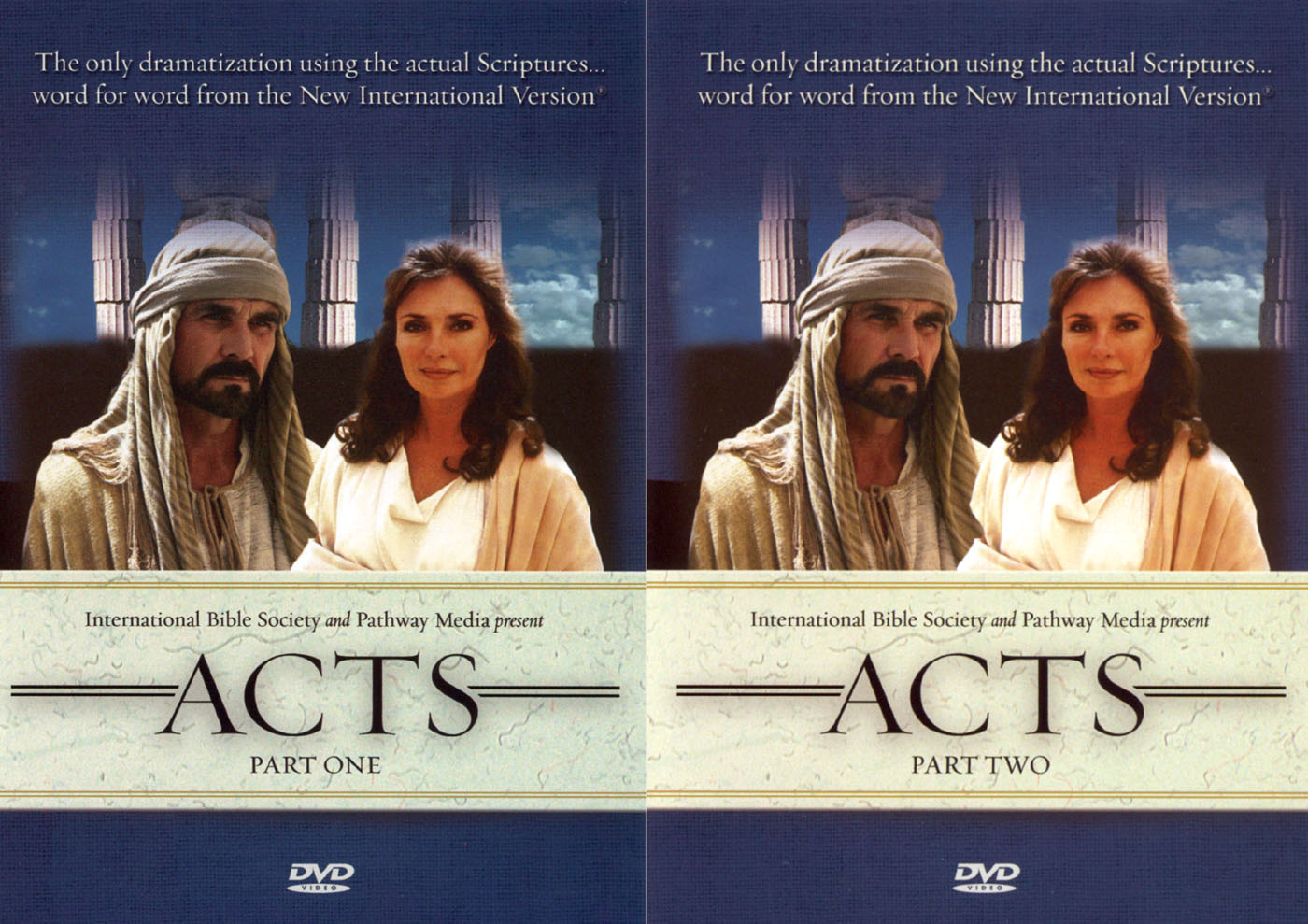 International Bible Society: Acts, Part 1