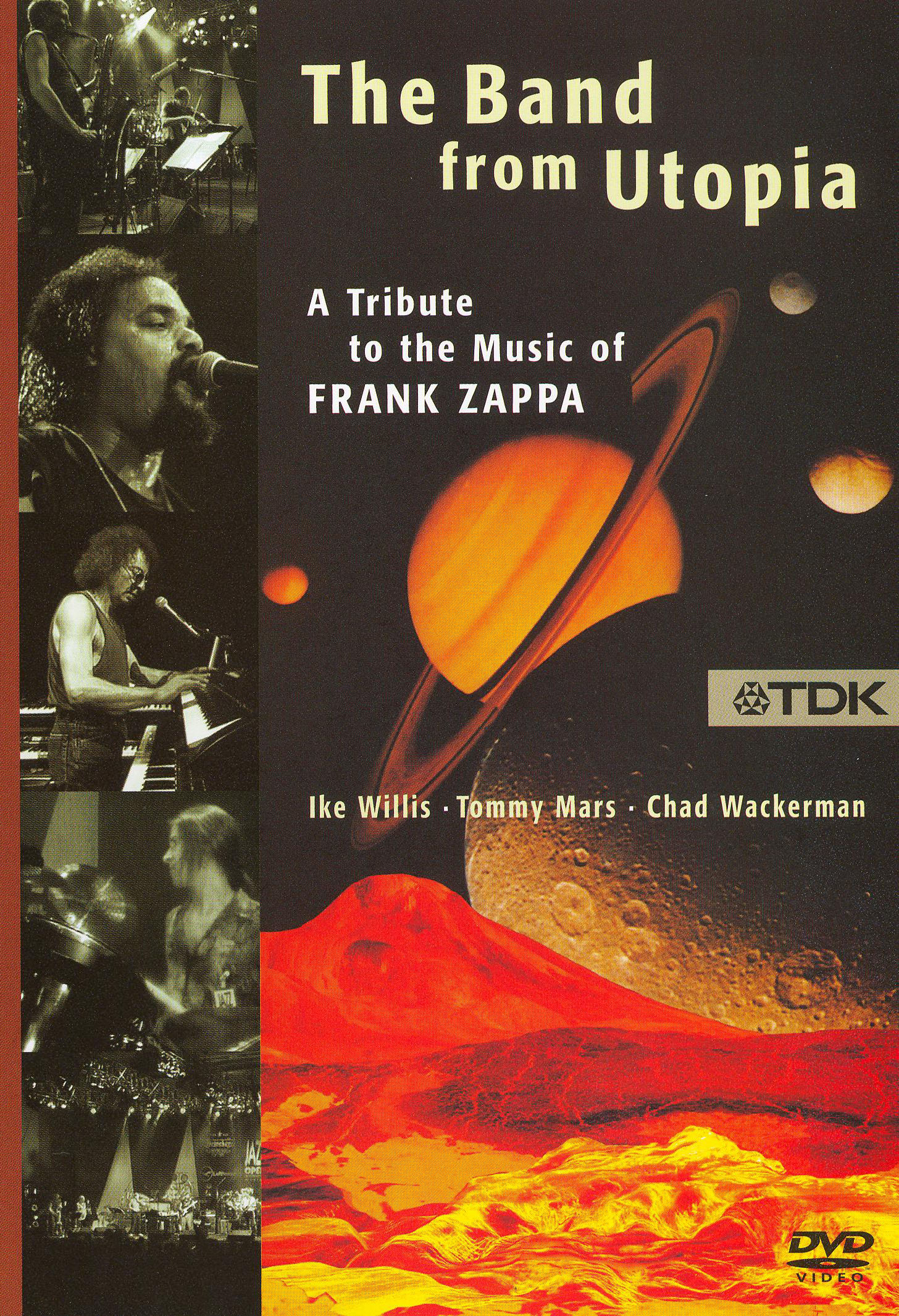 The Band from Utopia: A Tribute to the Music of Frank Zappa