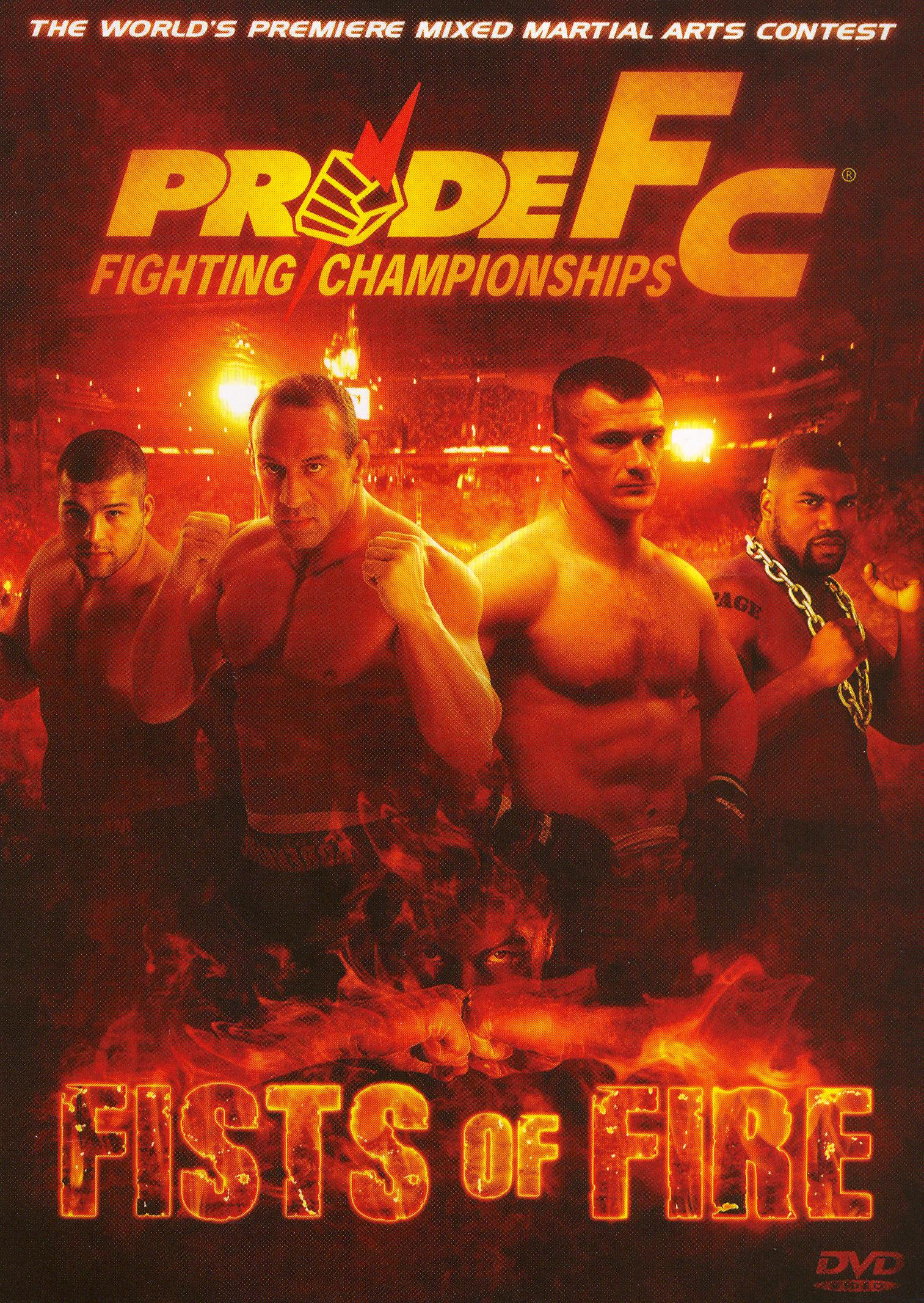 Pride Fighting Championships: Fists of Fire