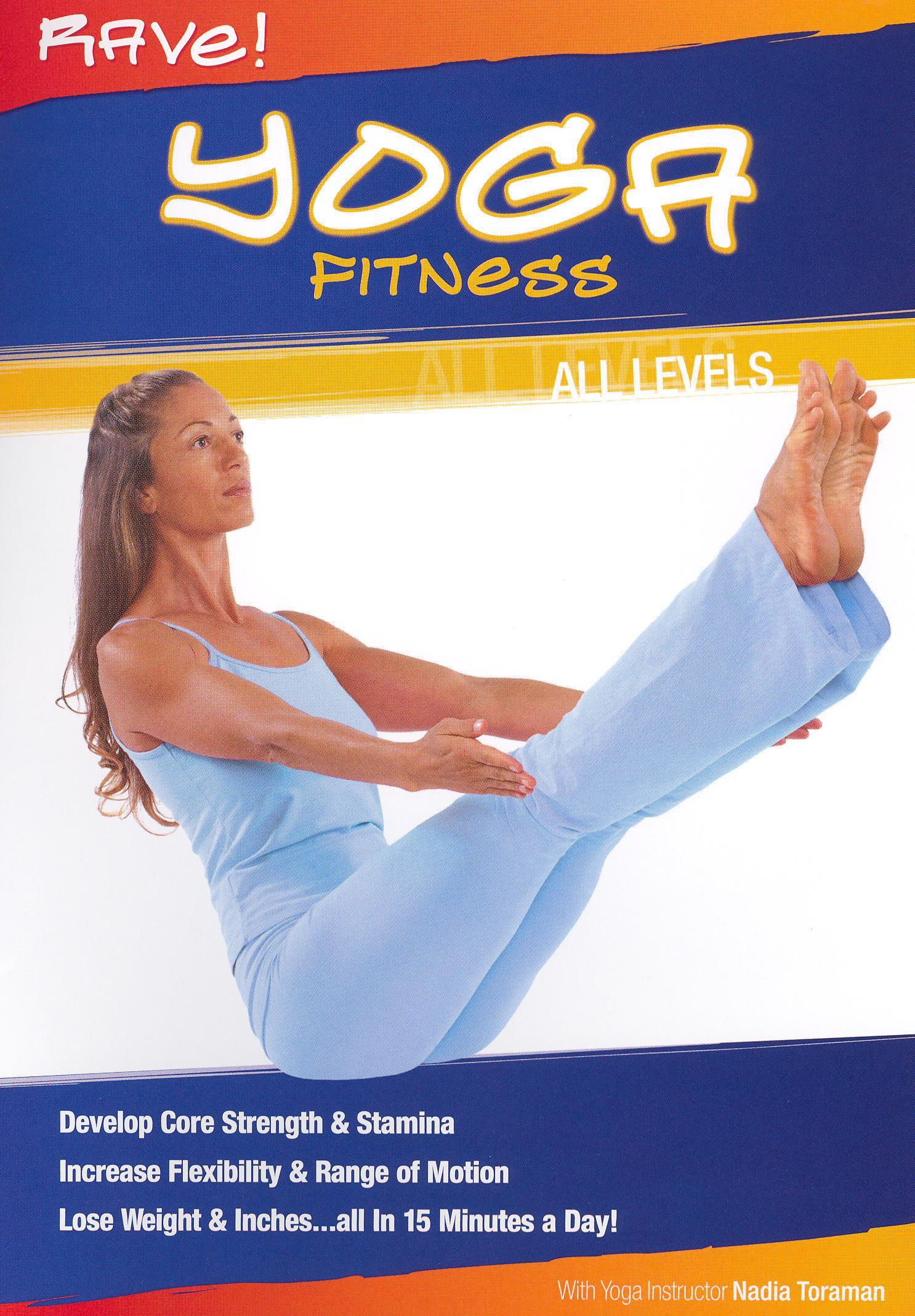Rave! Yoga Fitness