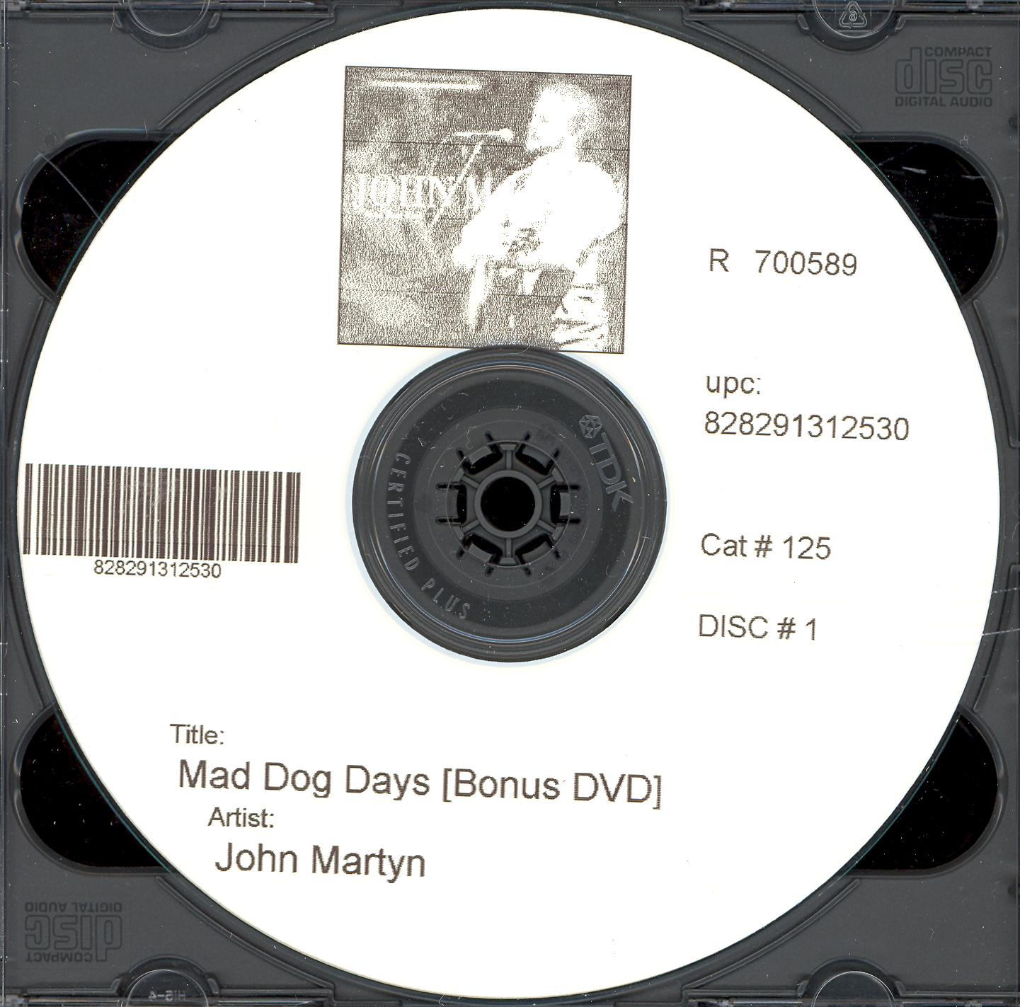 John Martyn: Mad Dog Days