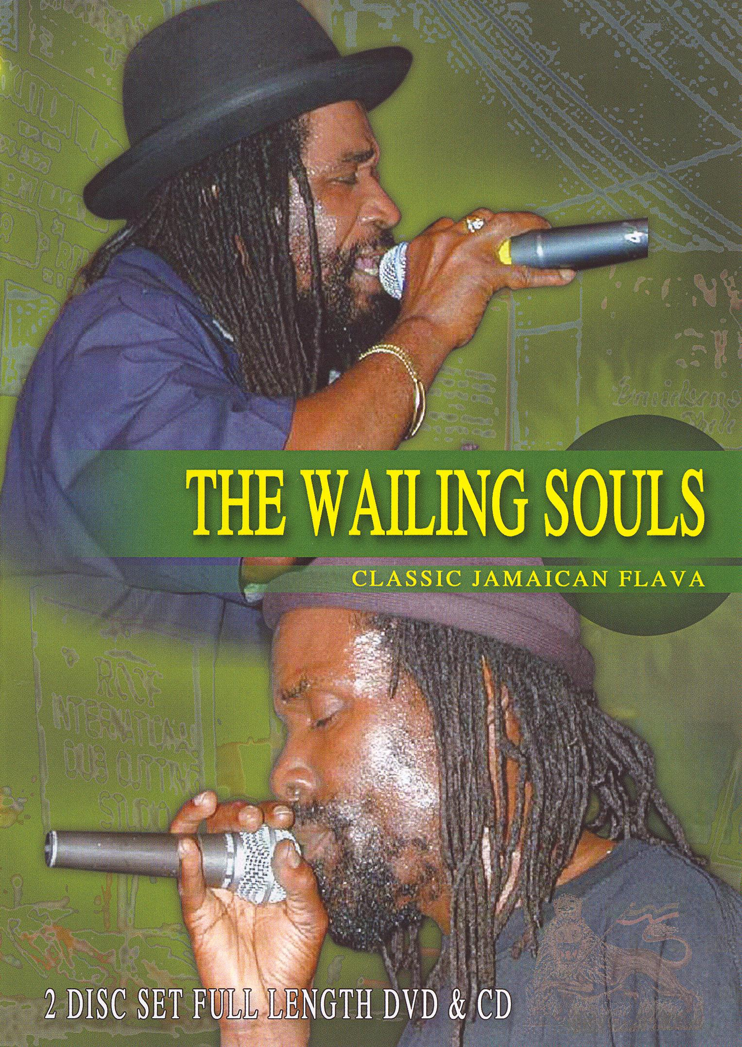 The Wailing Souls: Live in San Francisco - Classic Jamaican Flava
