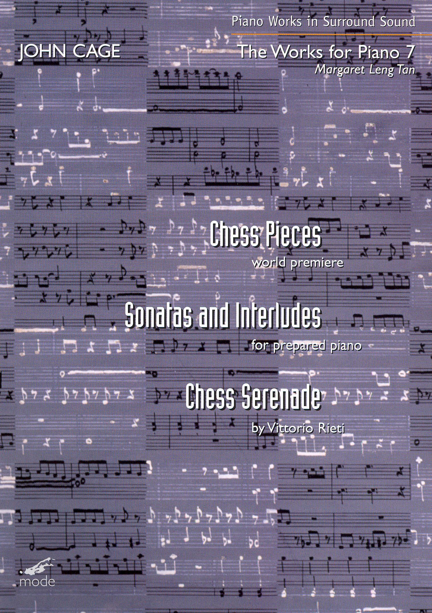 John Cage: Piano Works 7