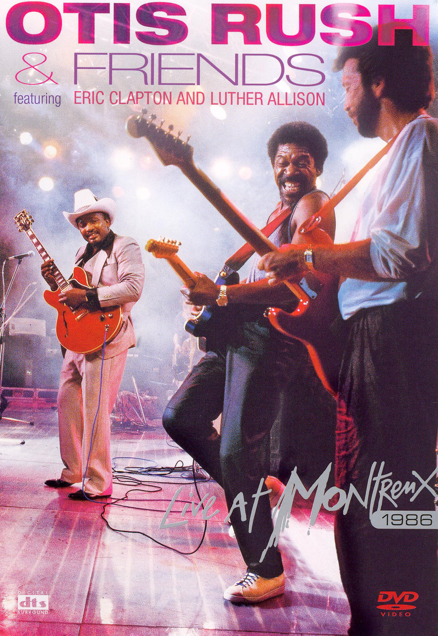 Otis Rush and Friends: Live at Montreux 1986