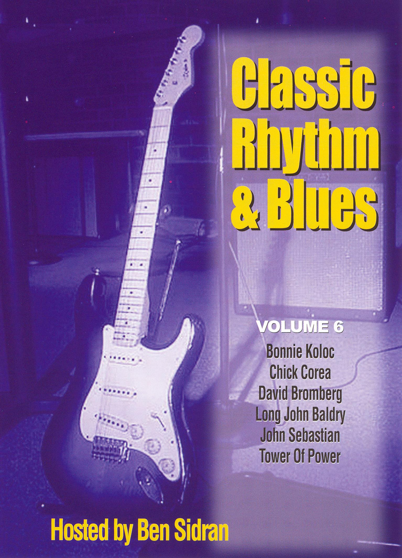 Classic Rhythm and Blues, Vol. 6