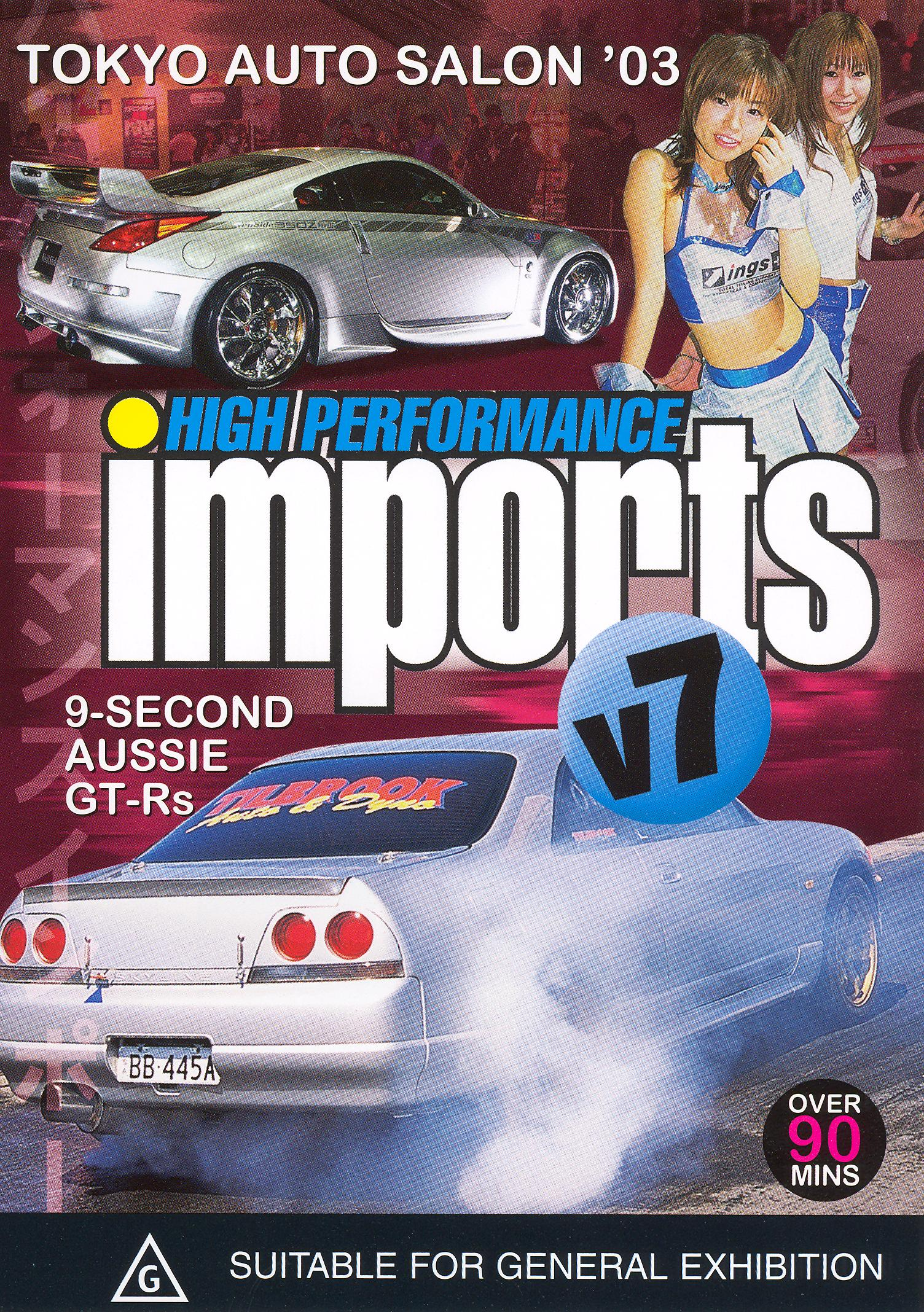 High Performance Imports, Vol. 7