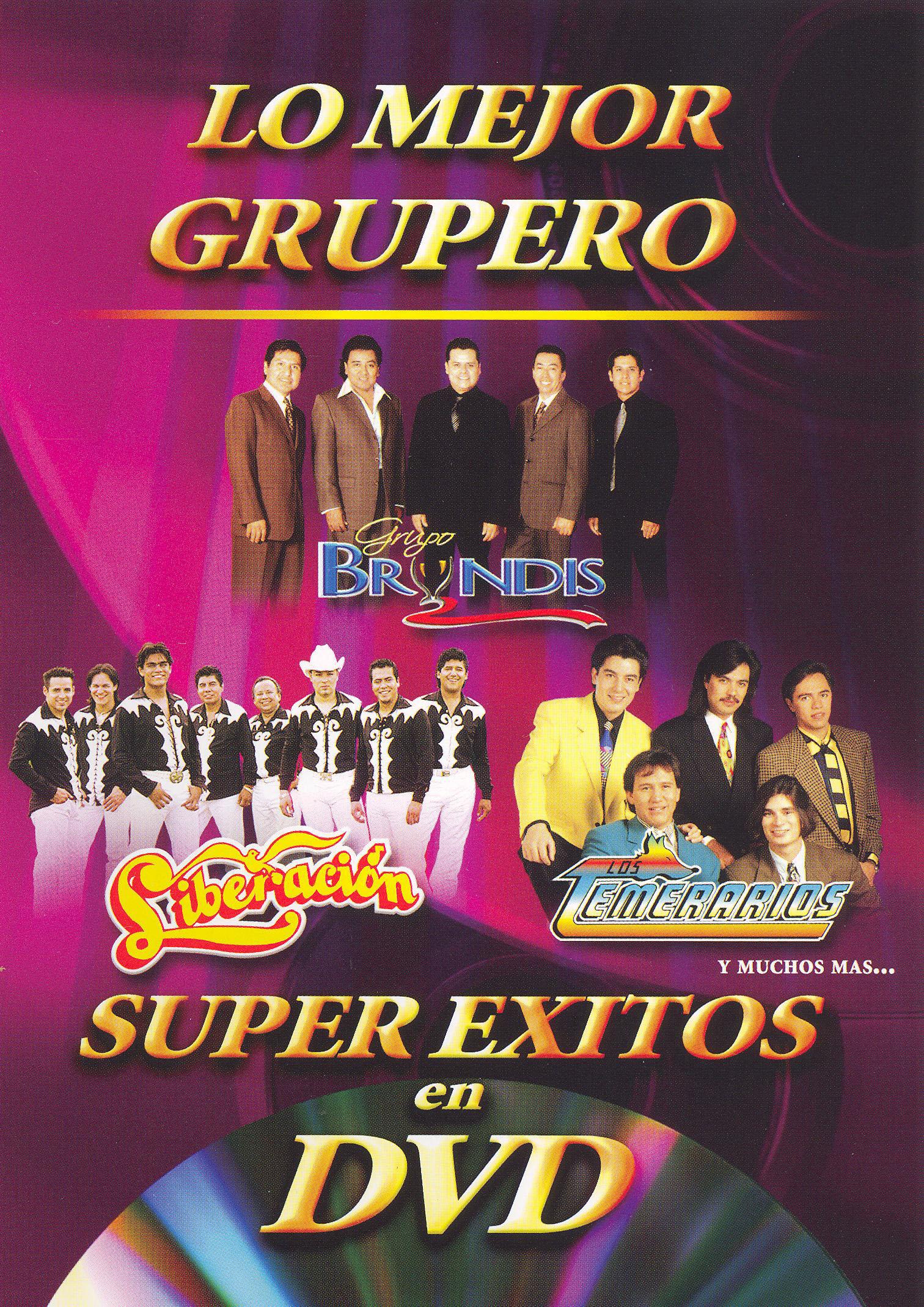 Super Exitos en DVD: Grupero