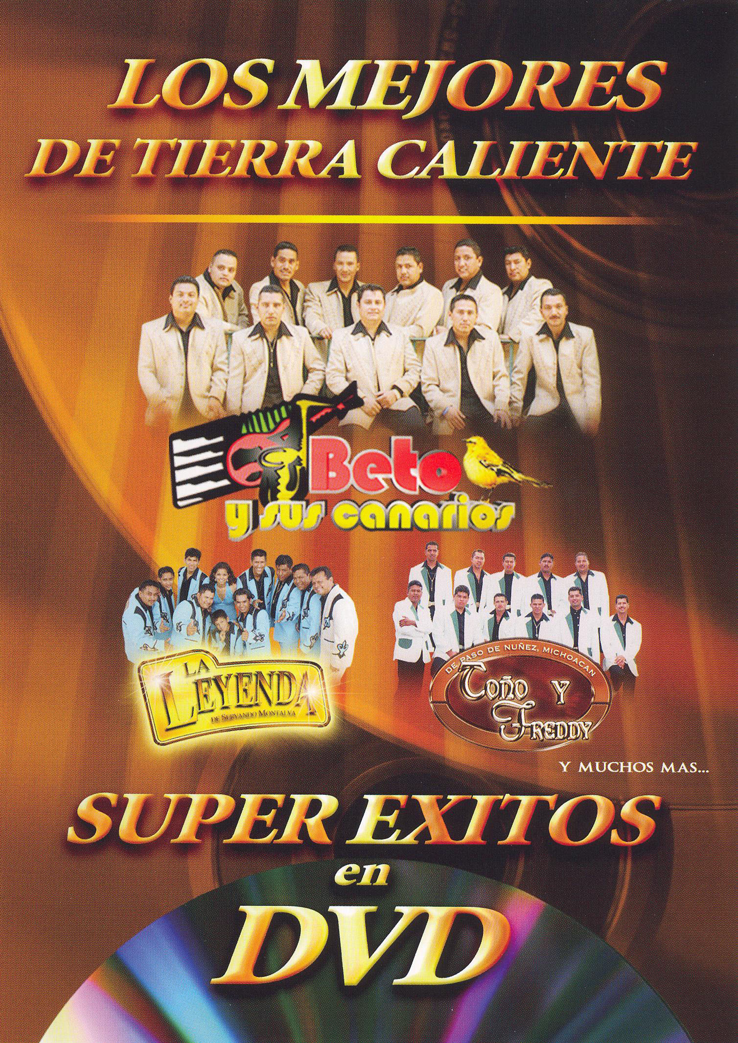 Super Exitos en DVD: Tierra Caliente