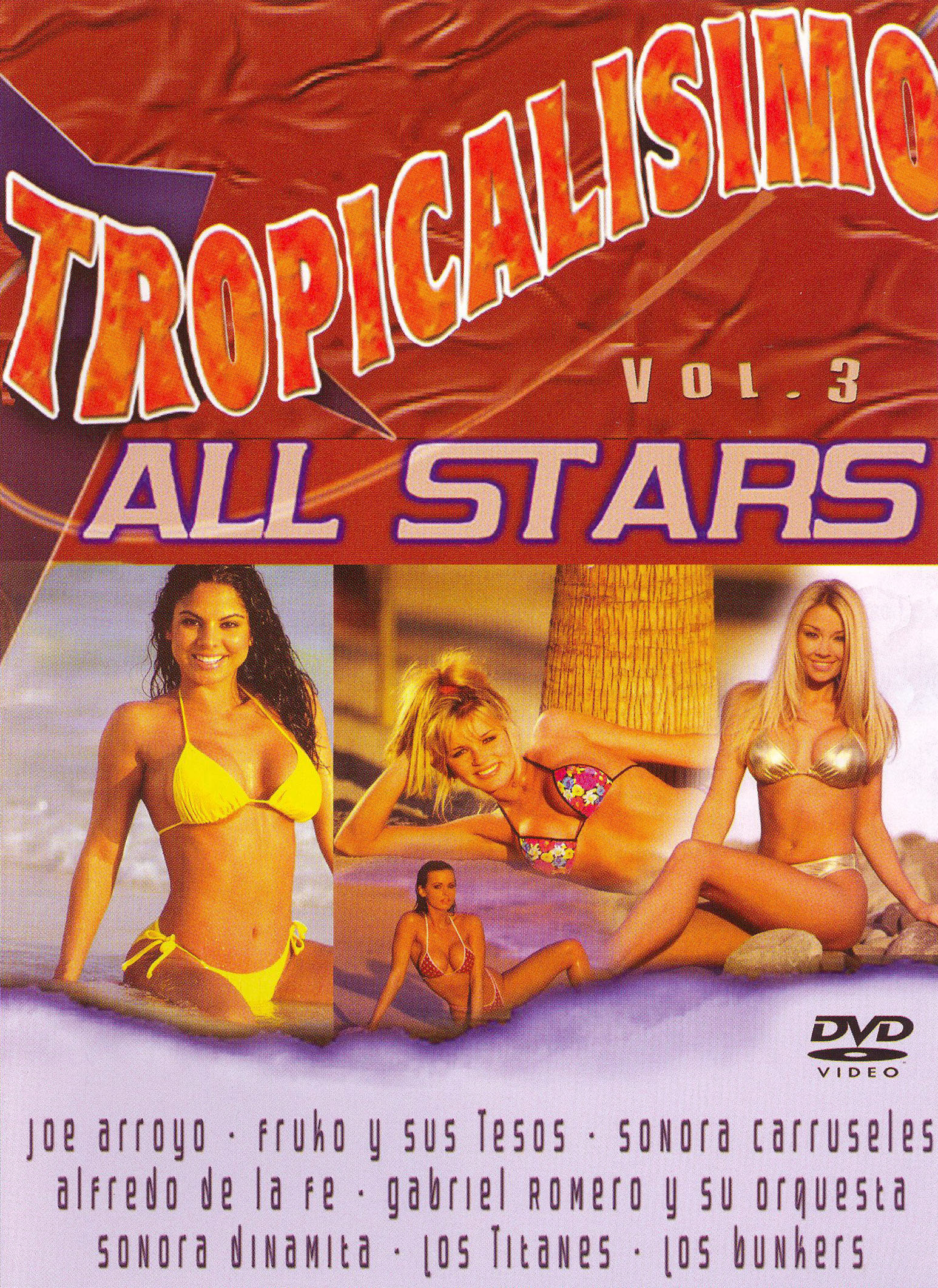 Tropicalisimo All Stars, Vol. 3