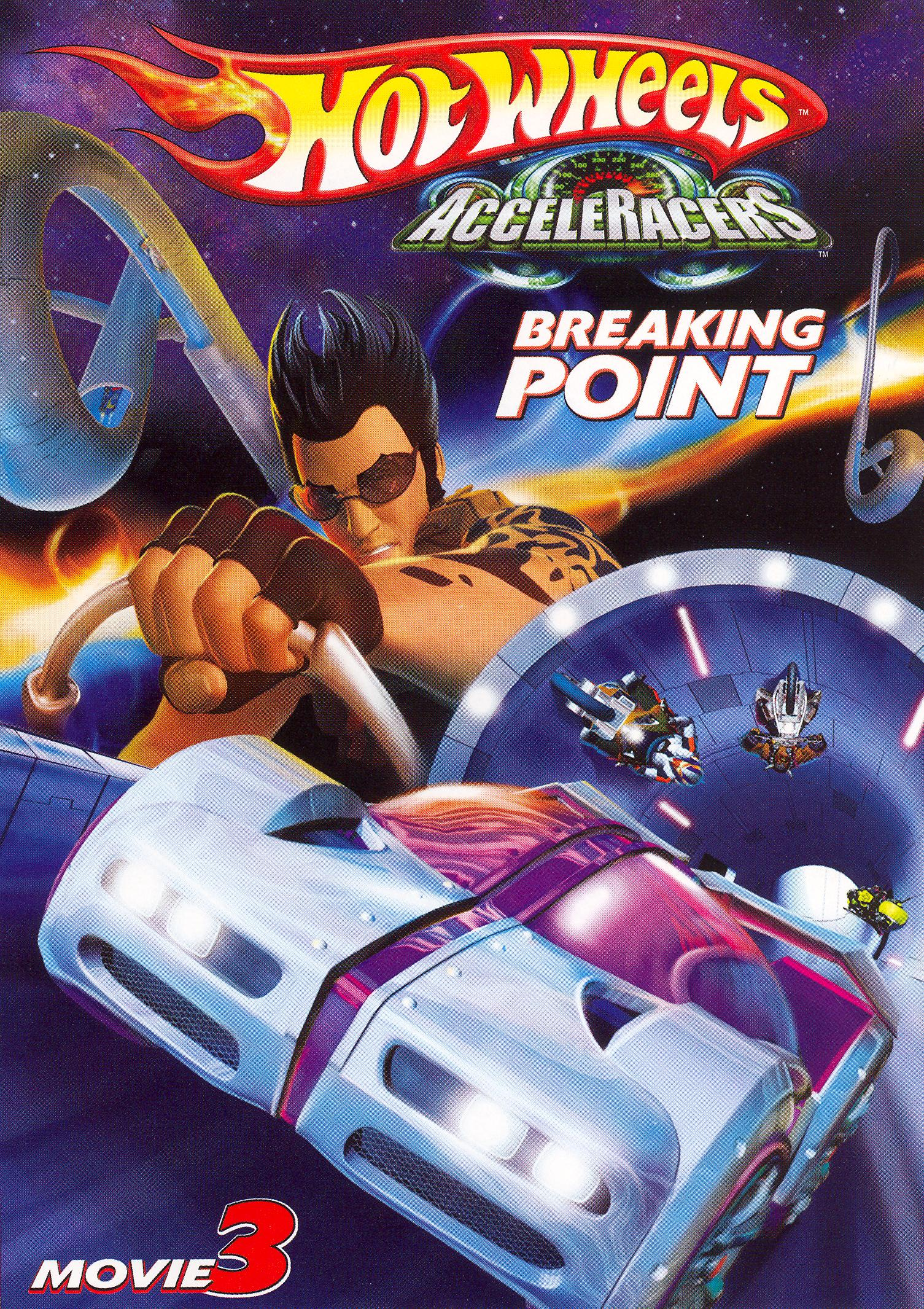Hot Wheels AcceleRacers 3: Breaking Point