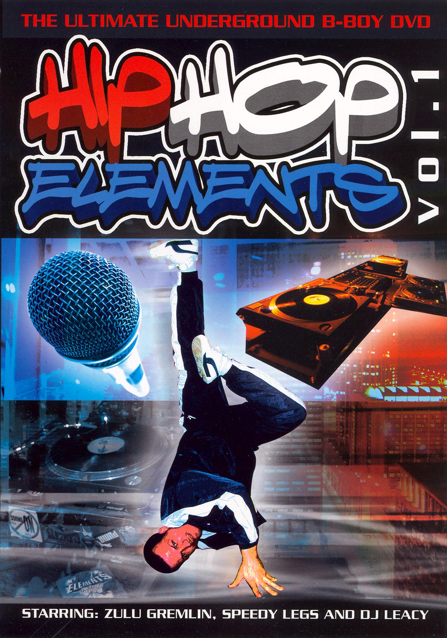 Hip Hop Elements, Vol. 1