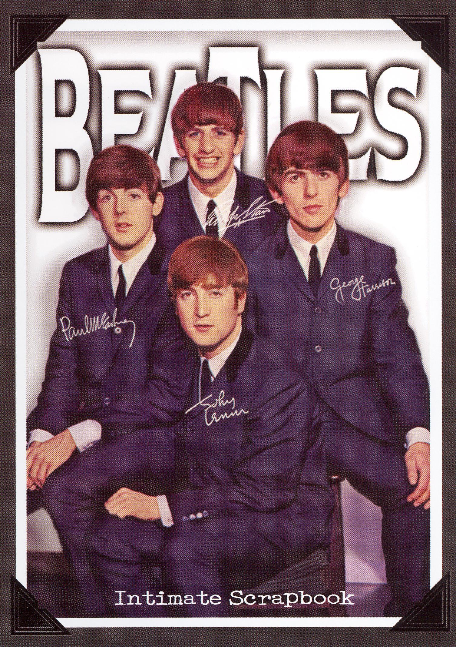 The Beatles: Intimate Scrapbook