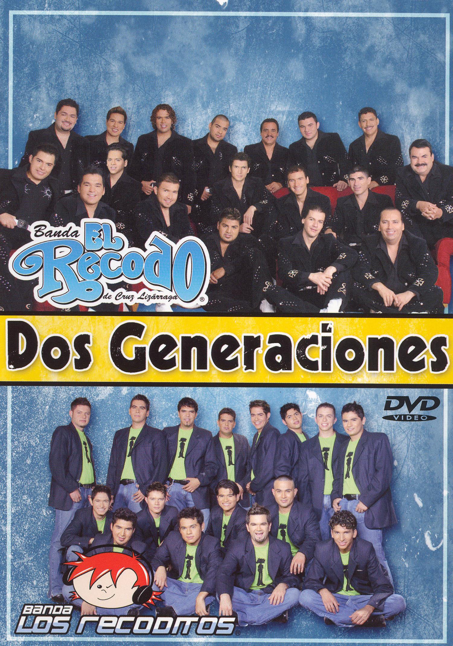 Banda el Recodo y Banda Los Recoditos: Dos Generaciones