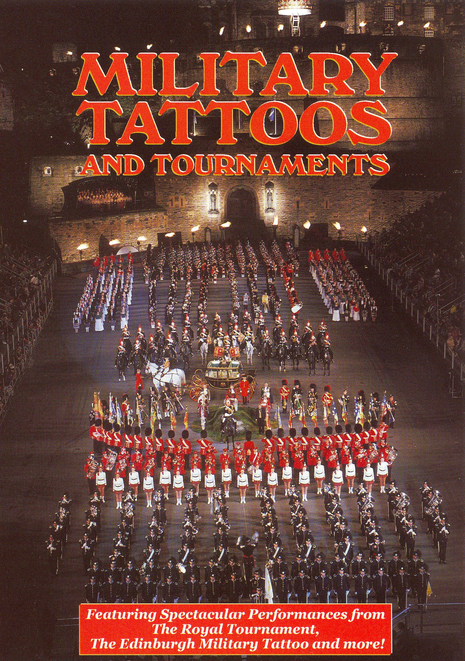 Military Tattoos and Tournaments