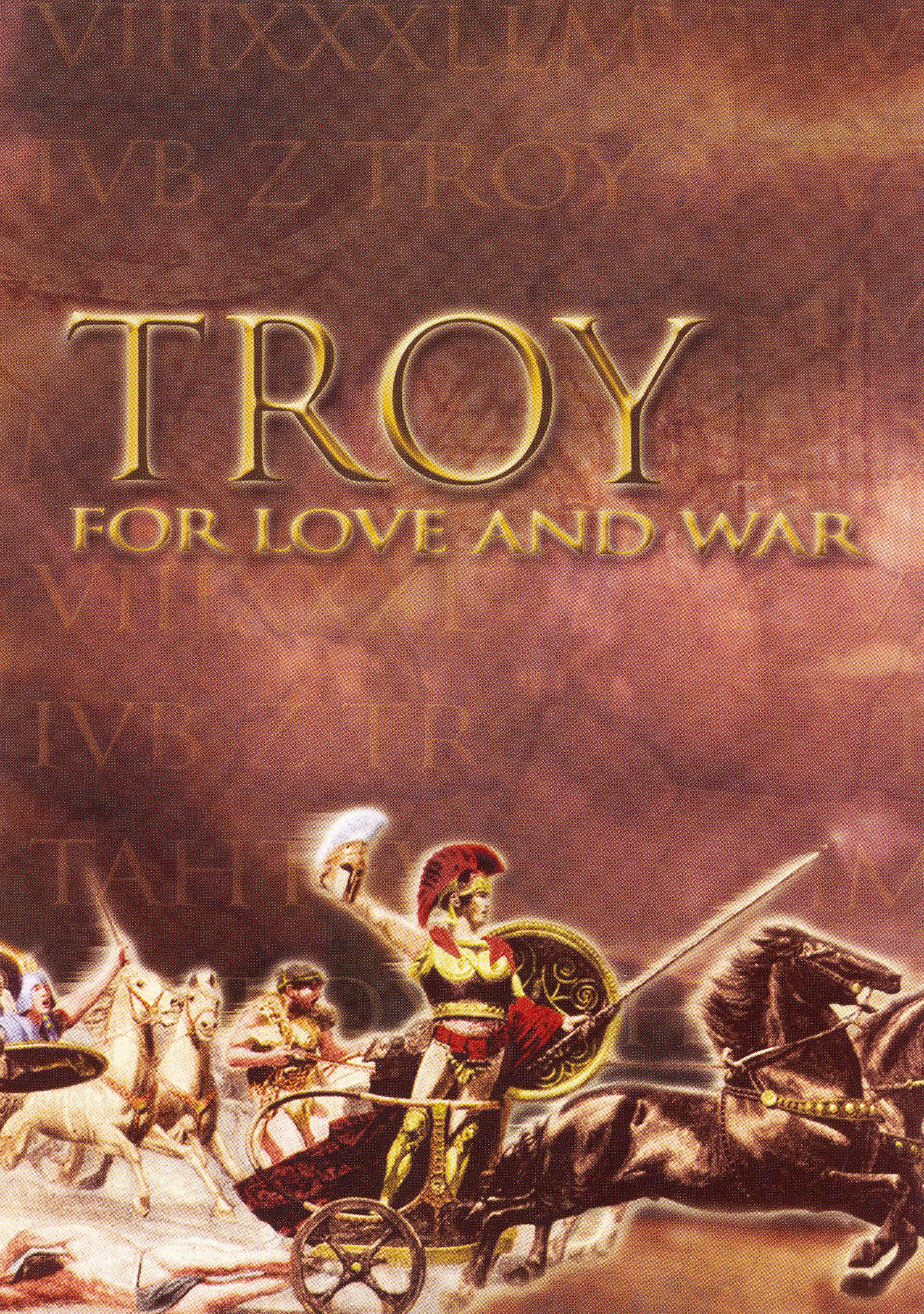 Troy: For Love and War
