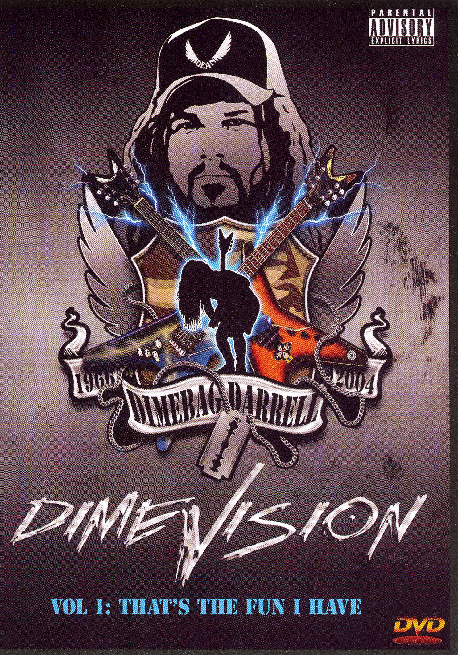 Dimevision, Vol. 1: That's the Fun I Have