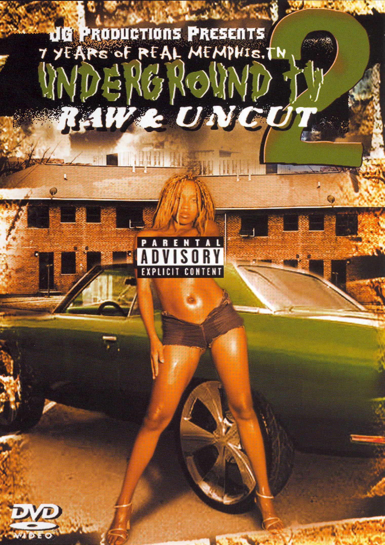 Underground TV: Raw and Uncut, Vol. 2