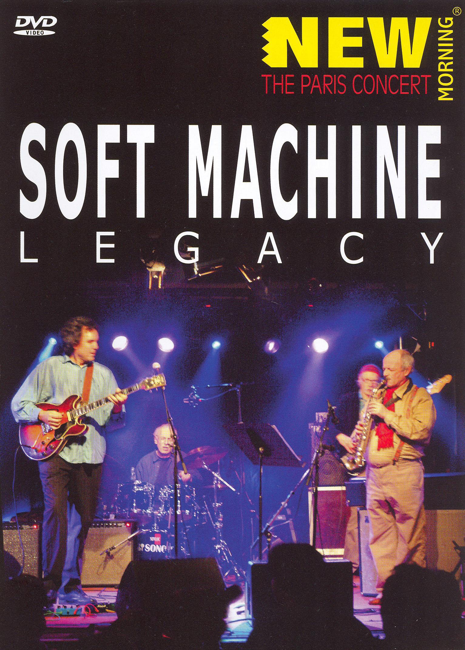 The Soft Machine: Legacy - Paris Concert