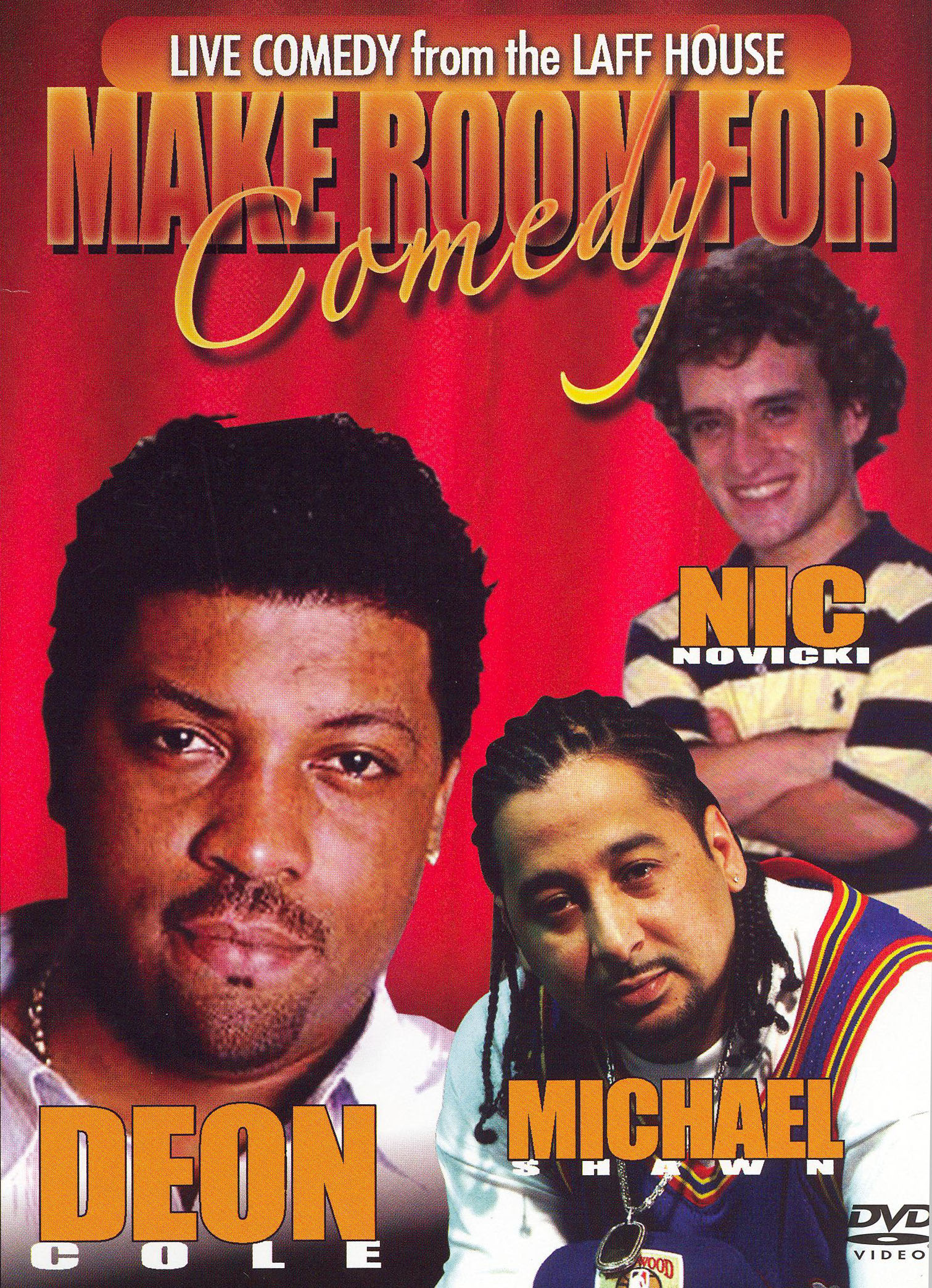 Live Comedy from the Laff House: Make Room for Comedy
