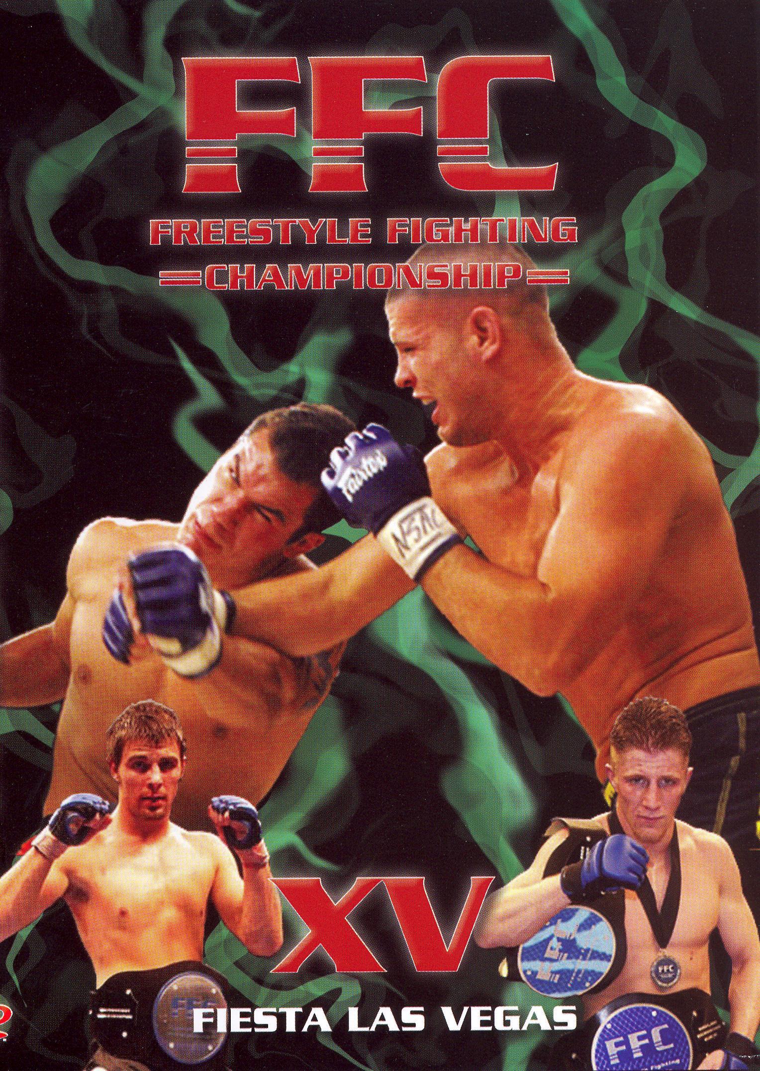 Freestyle Fighting Championship, Vol. 15: Fiesta Las Vegas
