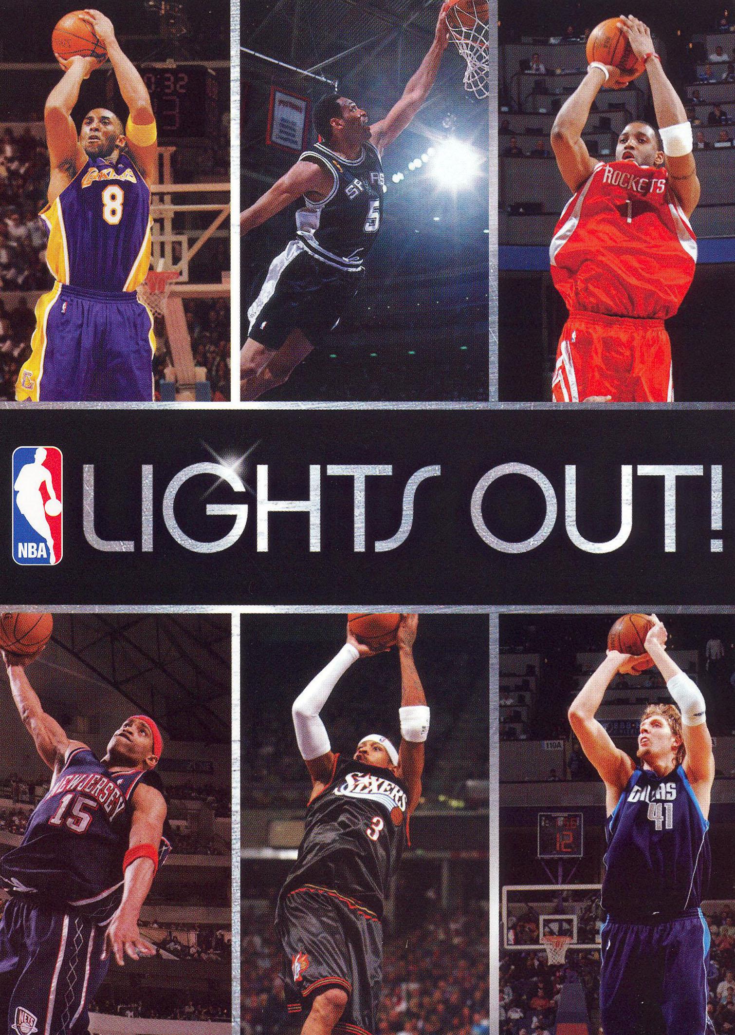NBA: Lights Out!
