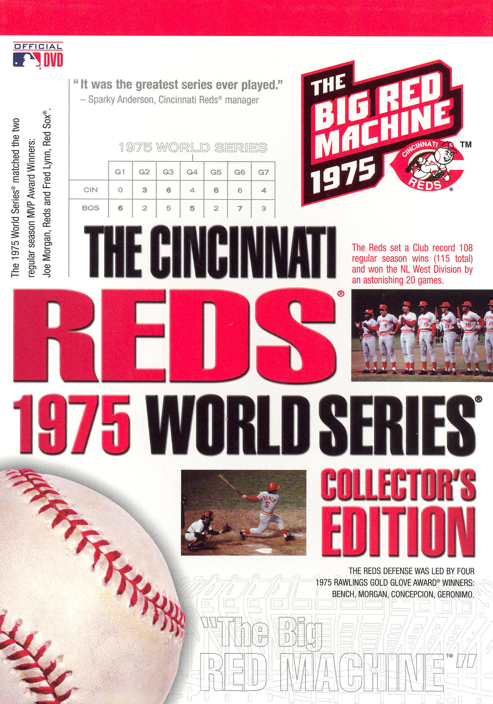 The Cincinnati Reds: 1975 World Series Collector's Edition
