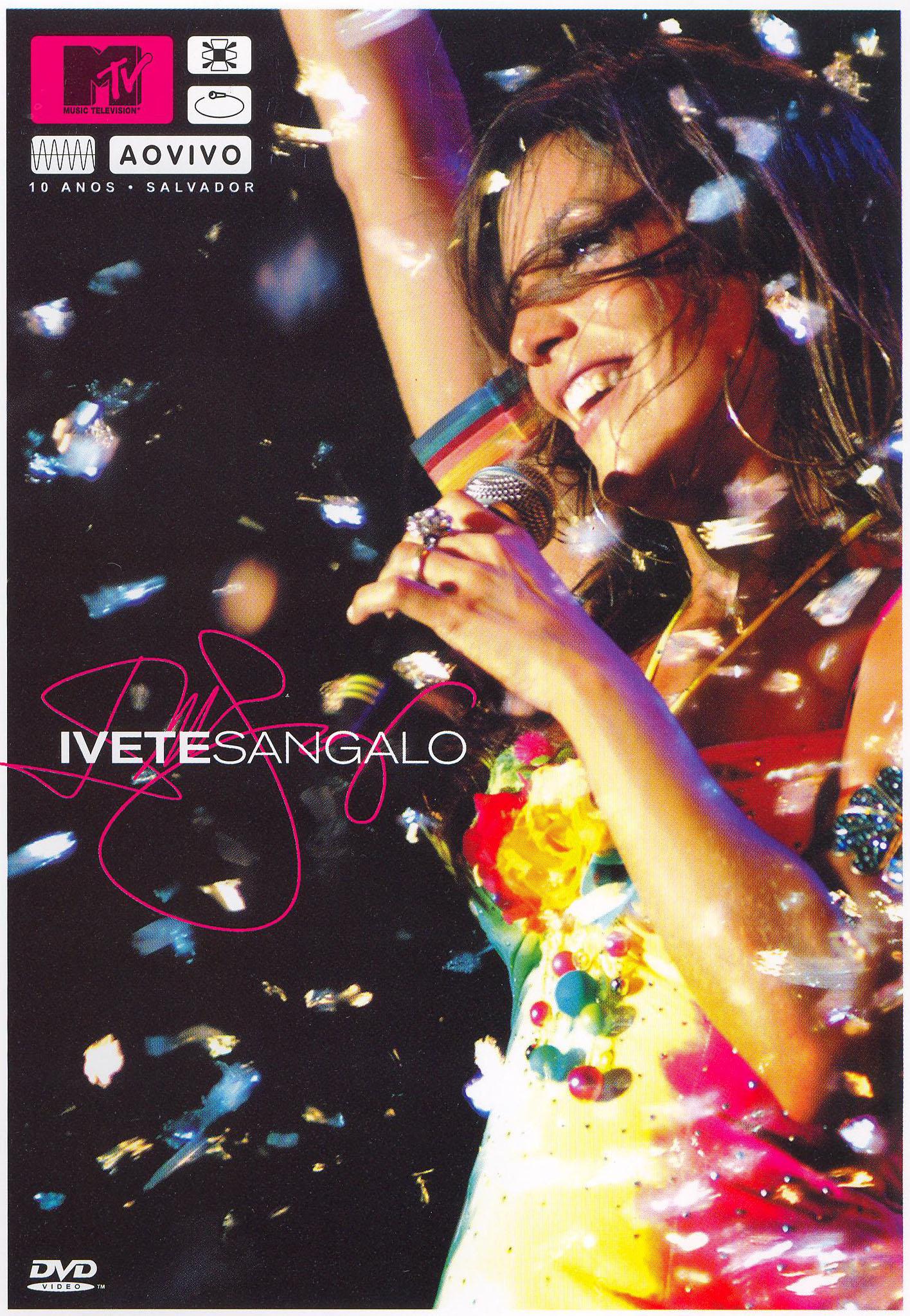 MTV Ao Vivo: Ivete Sangalo