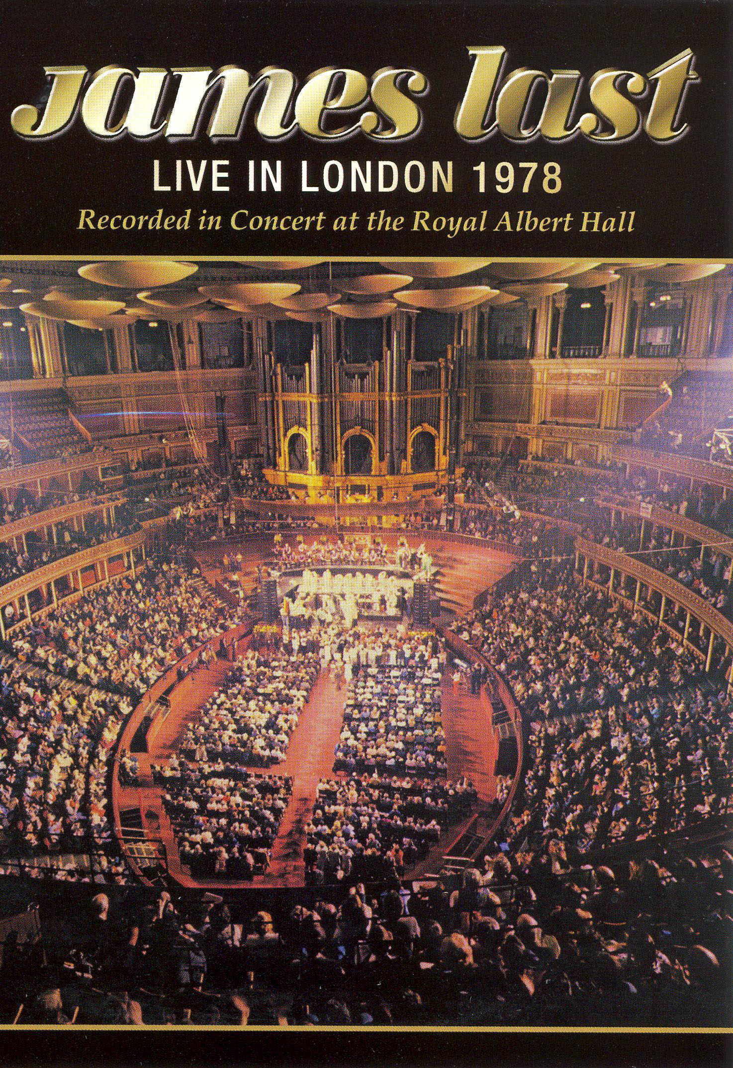 James Last: Live in London