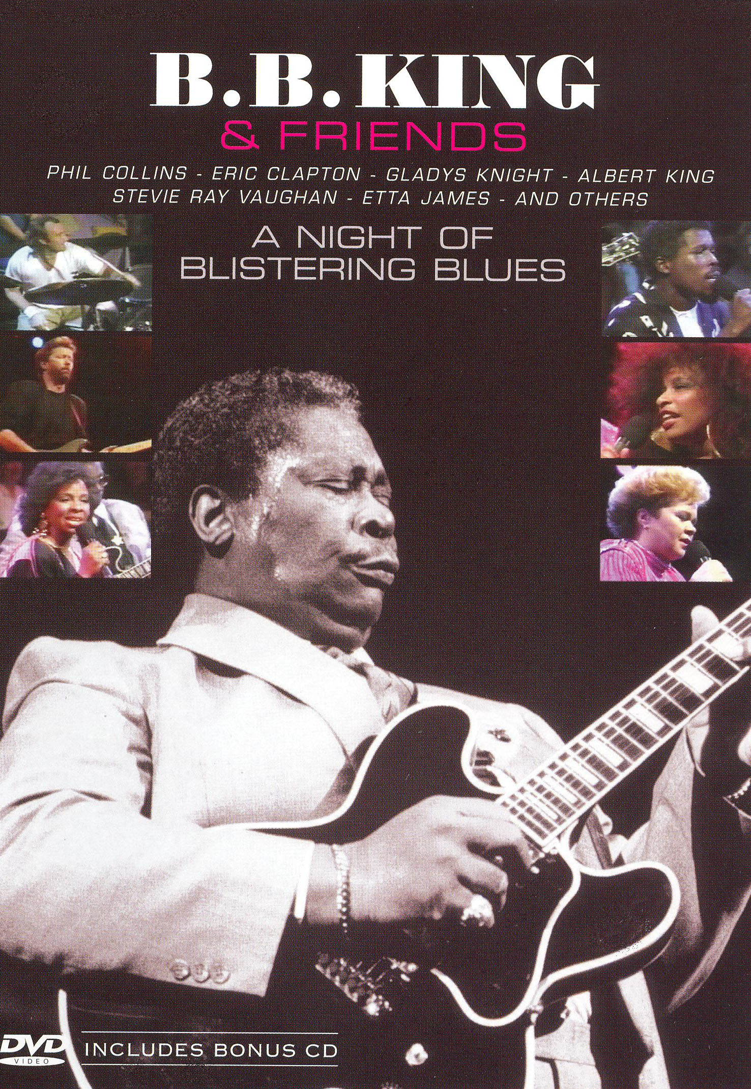 B.B. King and Friends: A Night of Blistering Blues