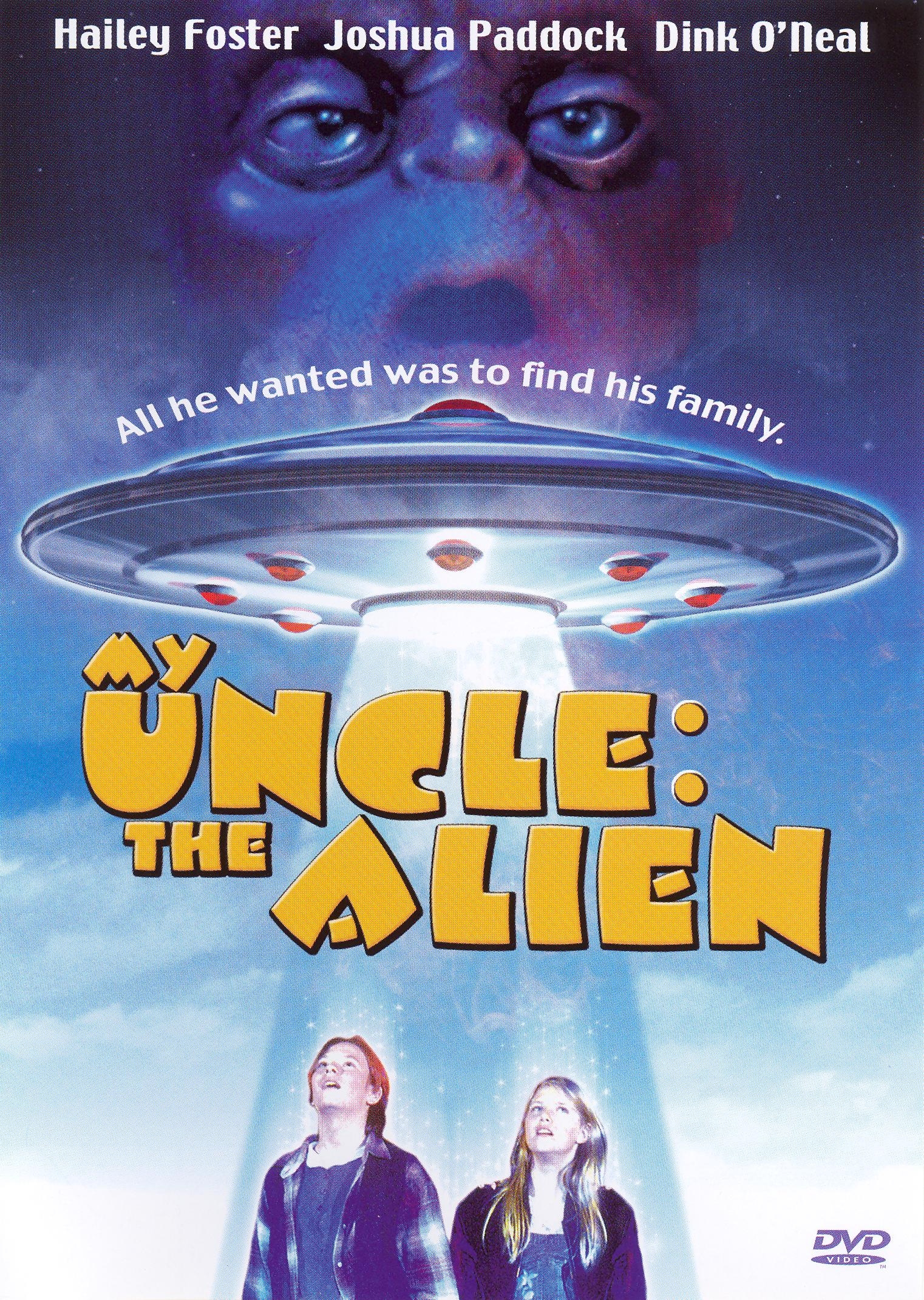 My Uncle: The Alien