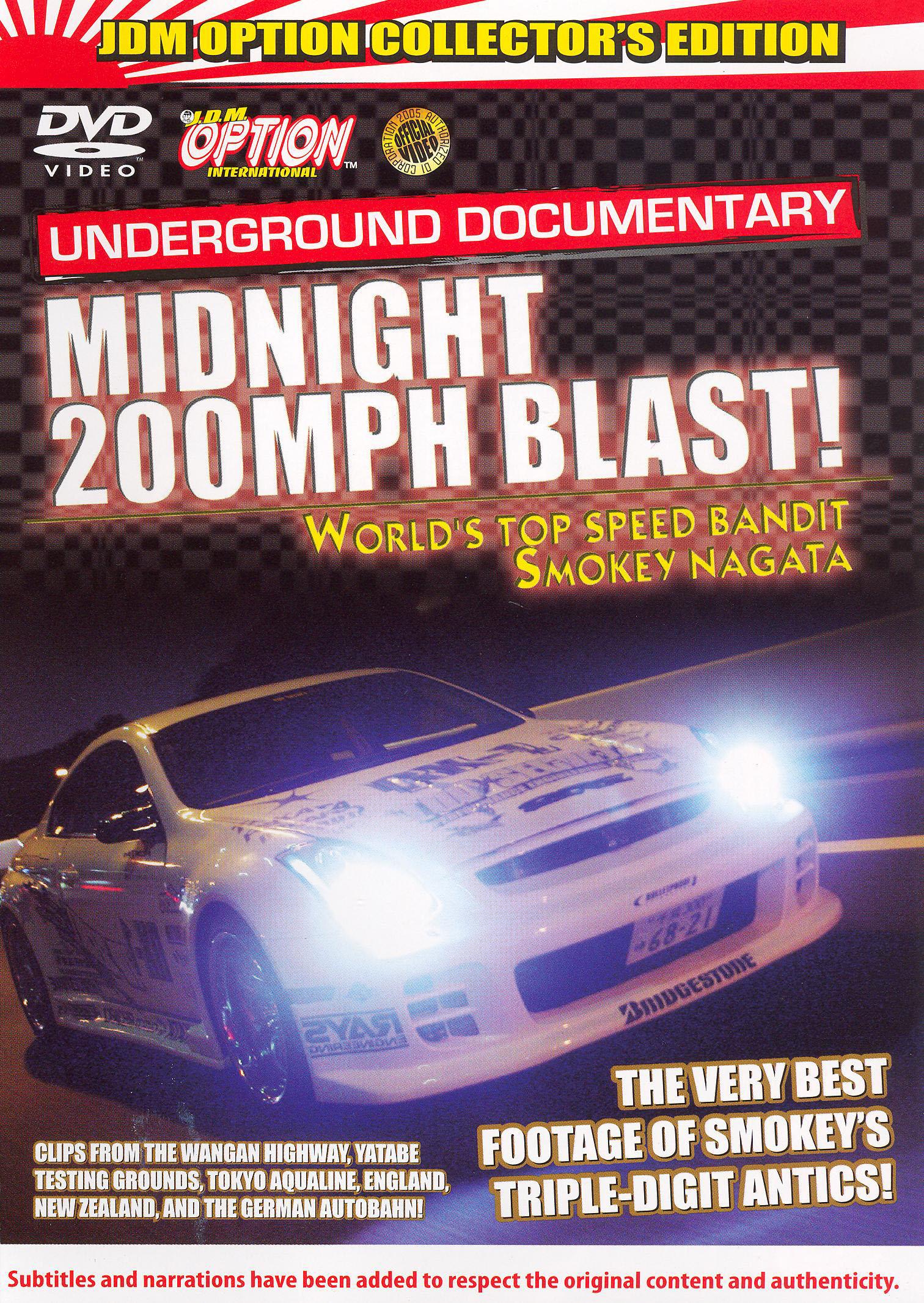 Midnight 200mph Blast