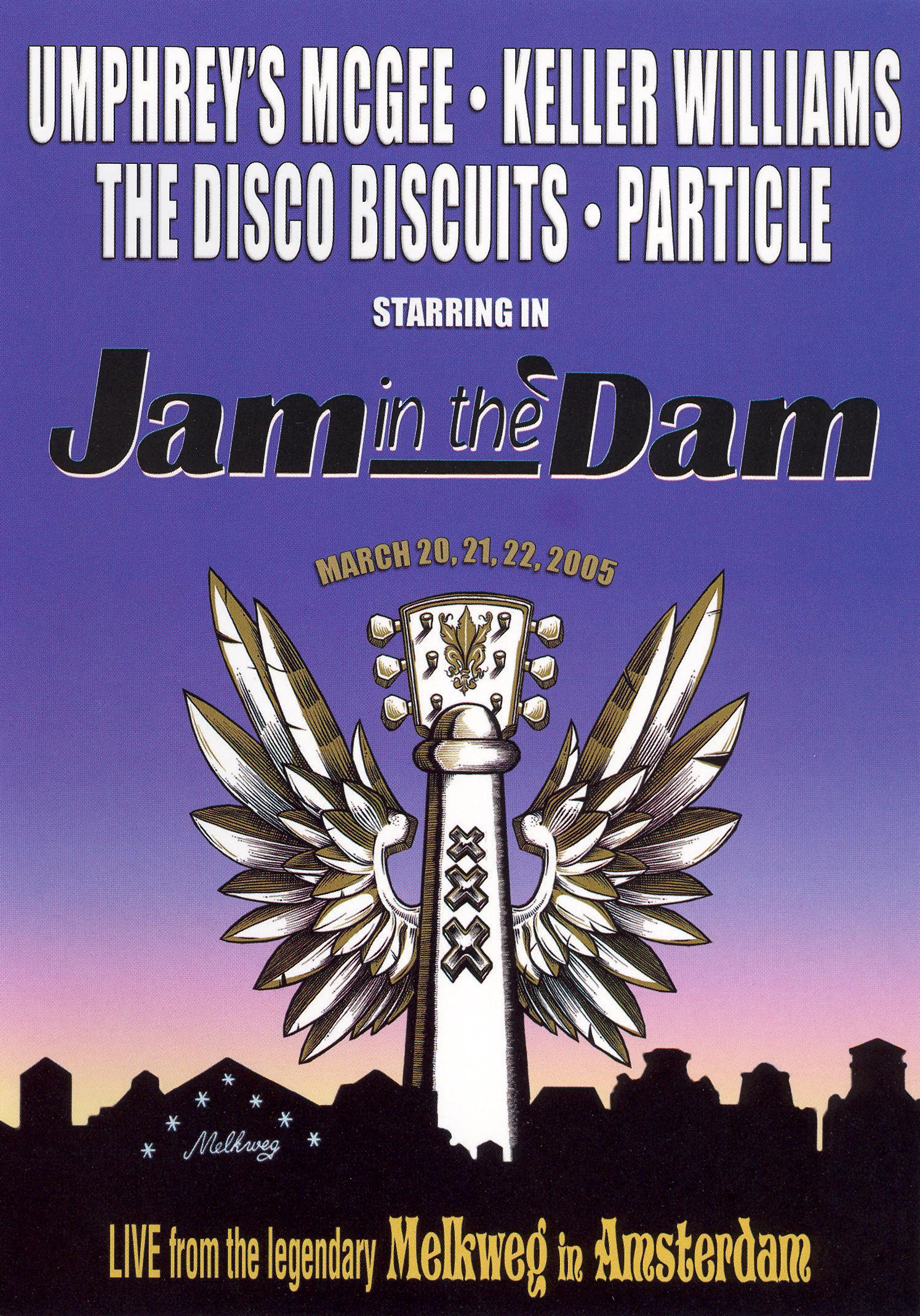 Umphrey's McGee/Keller Williams/The Disco Biscuits/Particle: Jam in the Dam