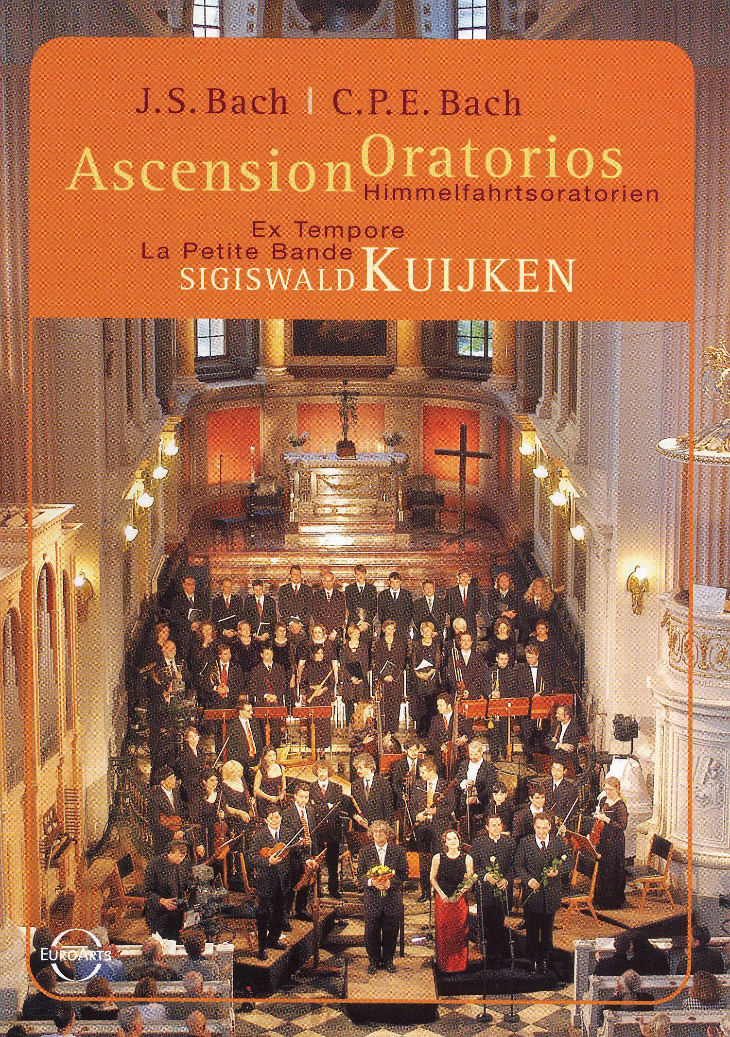 Ascension Oratorios