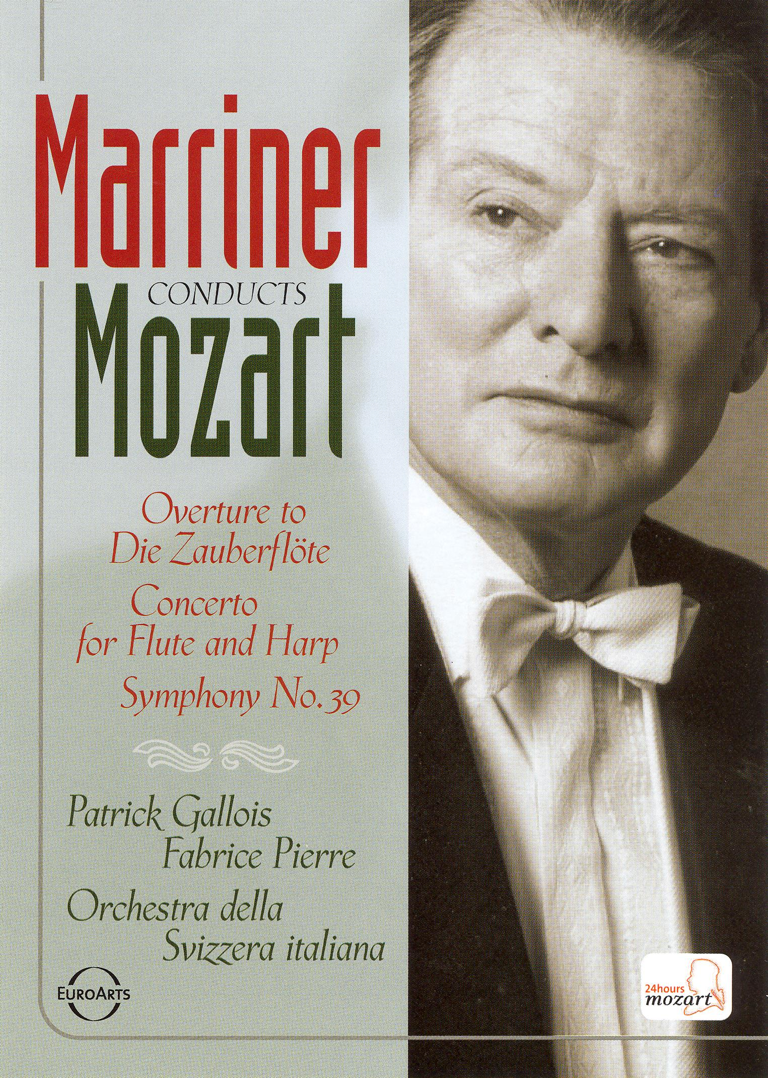 Marriner Conducts Mozart