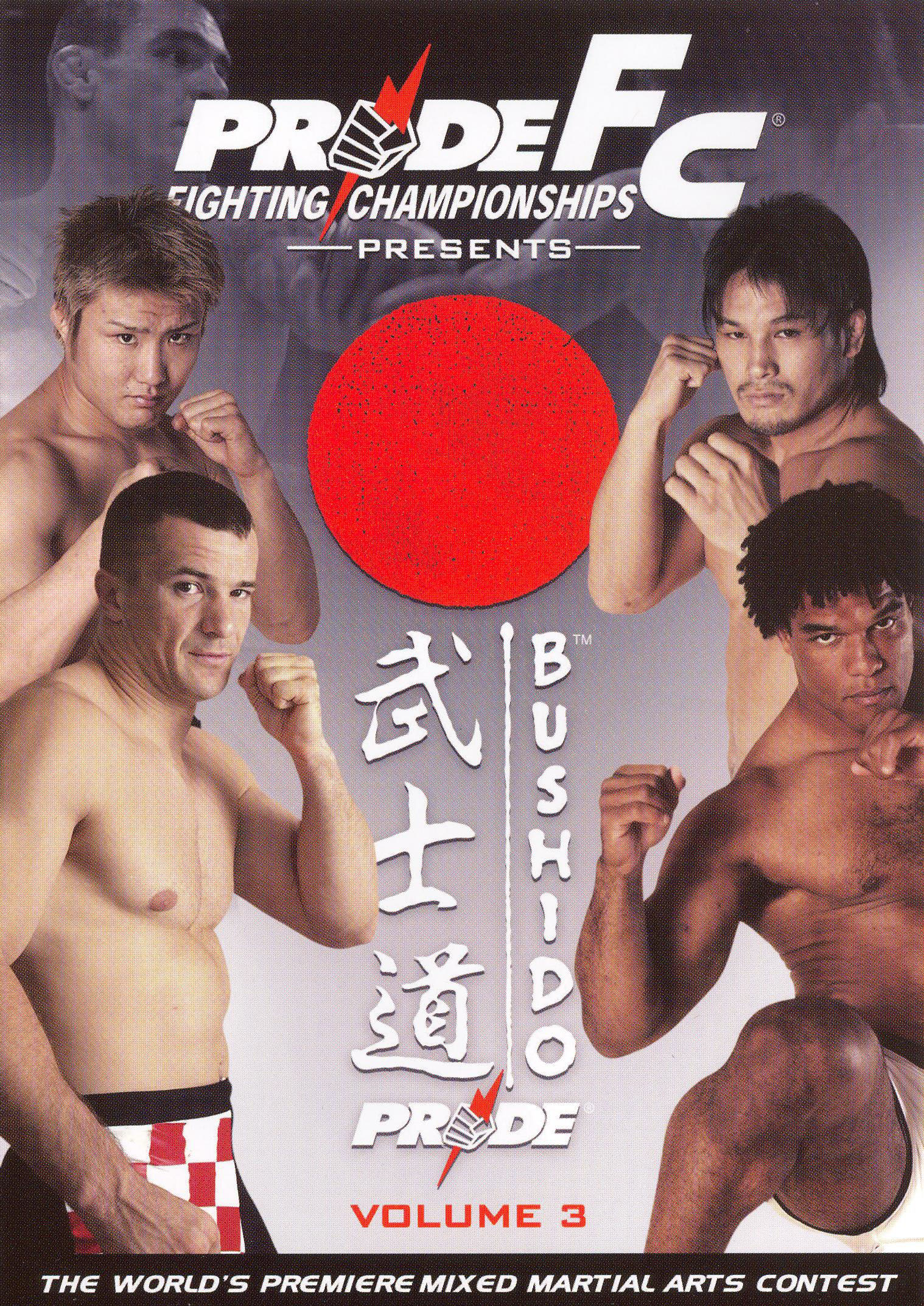 Pride Fighting Championships: Bushido, Vol. 3