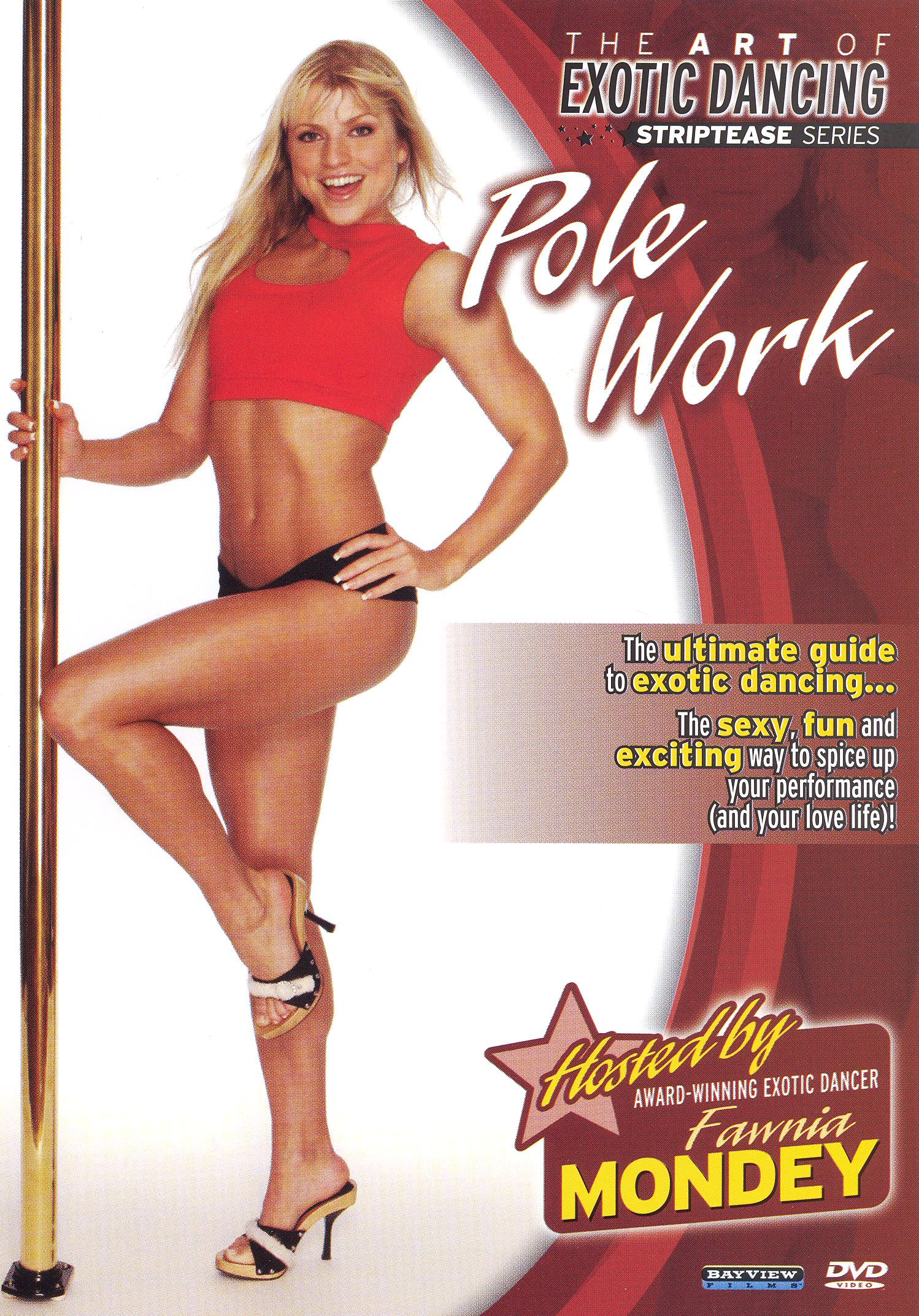 The Art of Exotic Dancing: Striptease Series - Pole Work