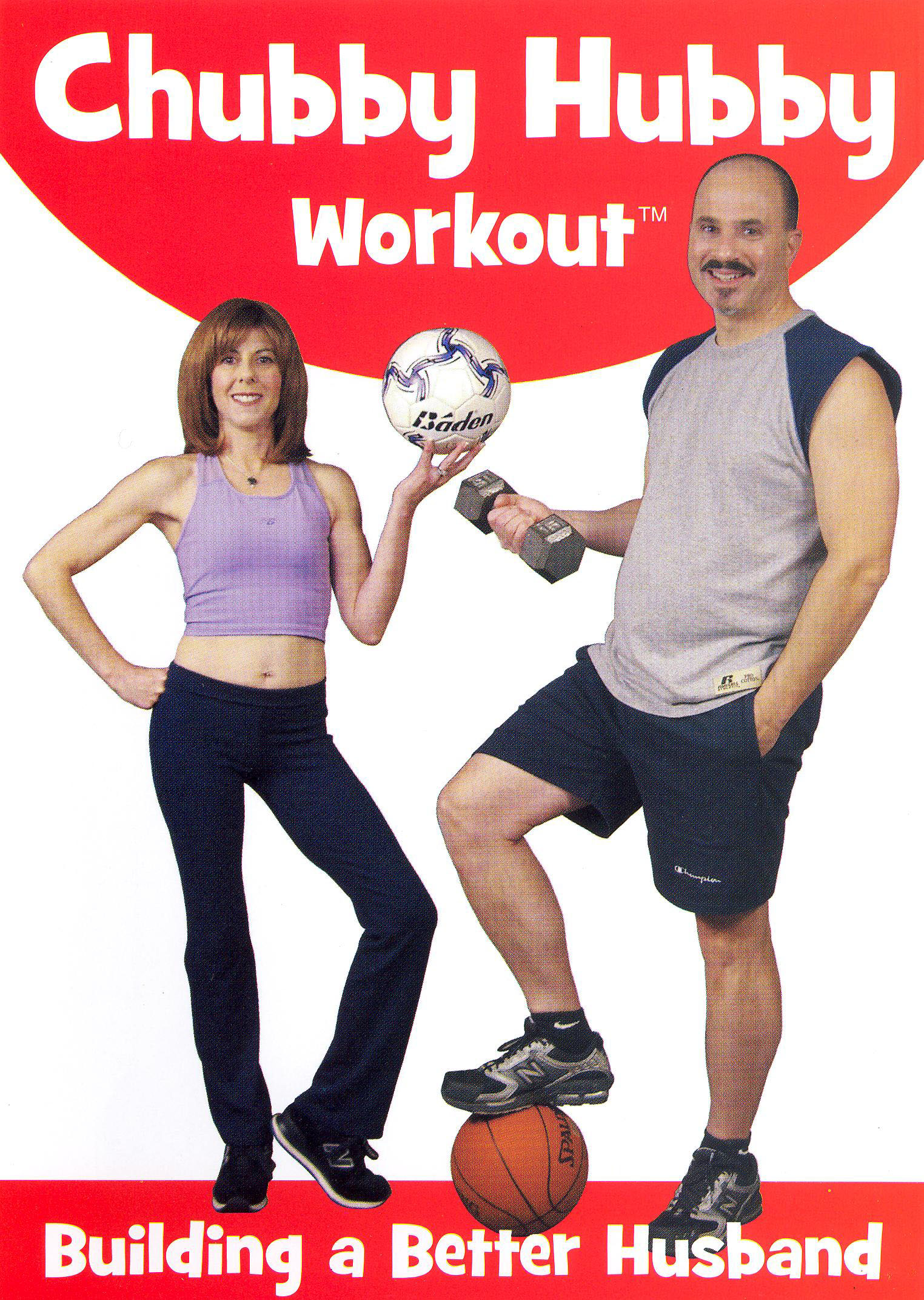 Chubby Hubby Workout: Building a Better Husband
