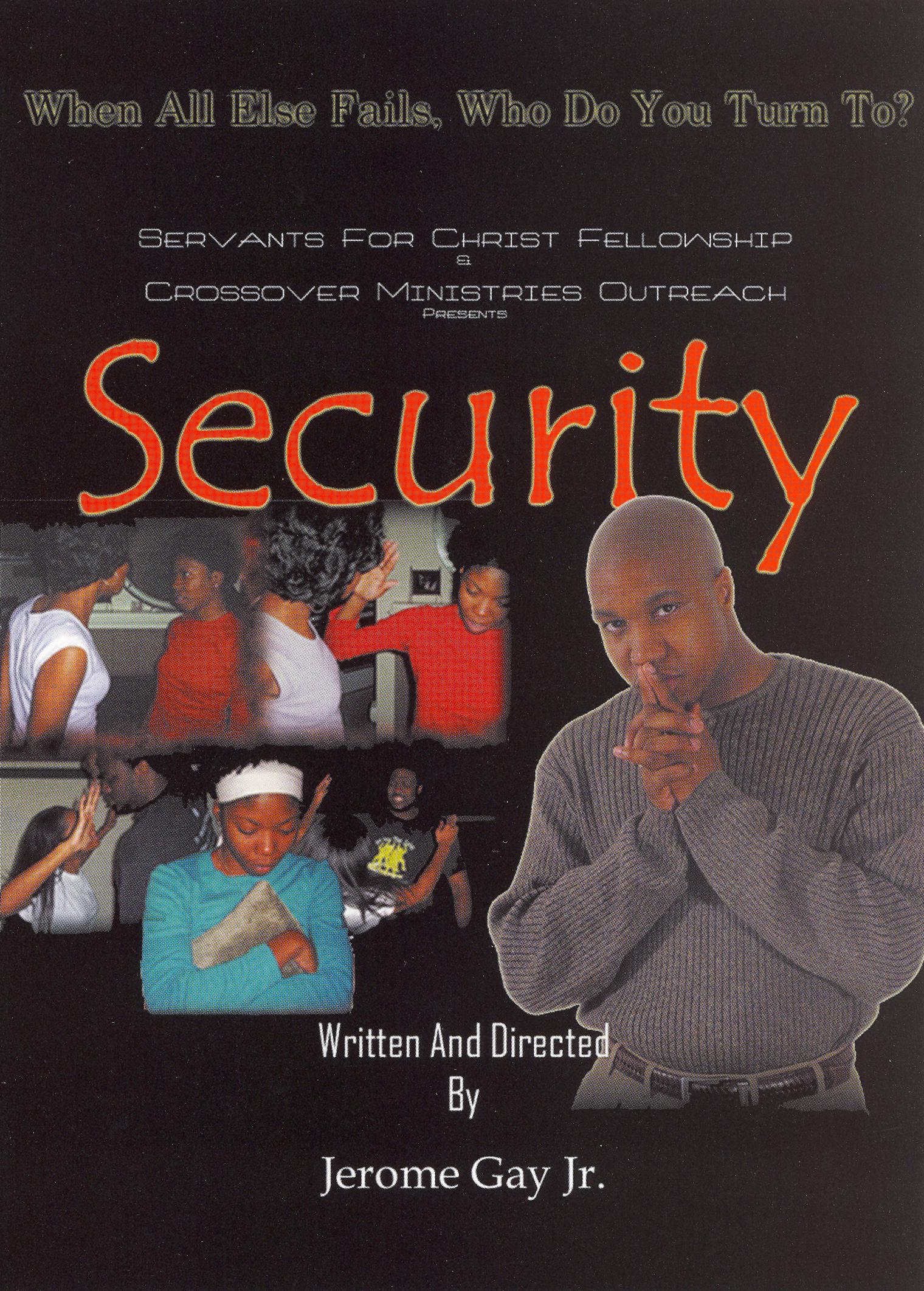 Security: When All Else Fails, Who Do You Turn To