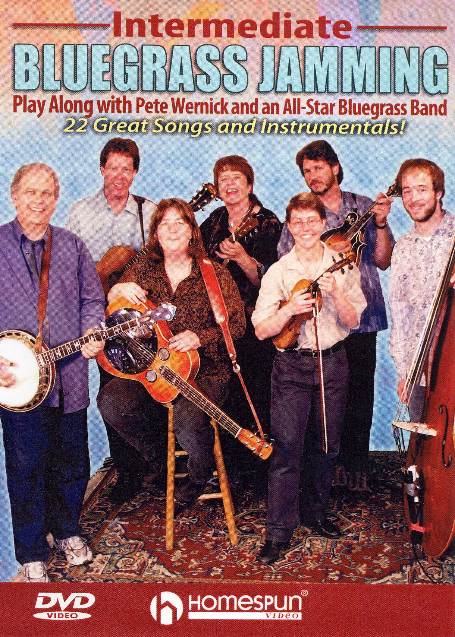 Pete Wernick: Intermediate Bluegrass Jam Session