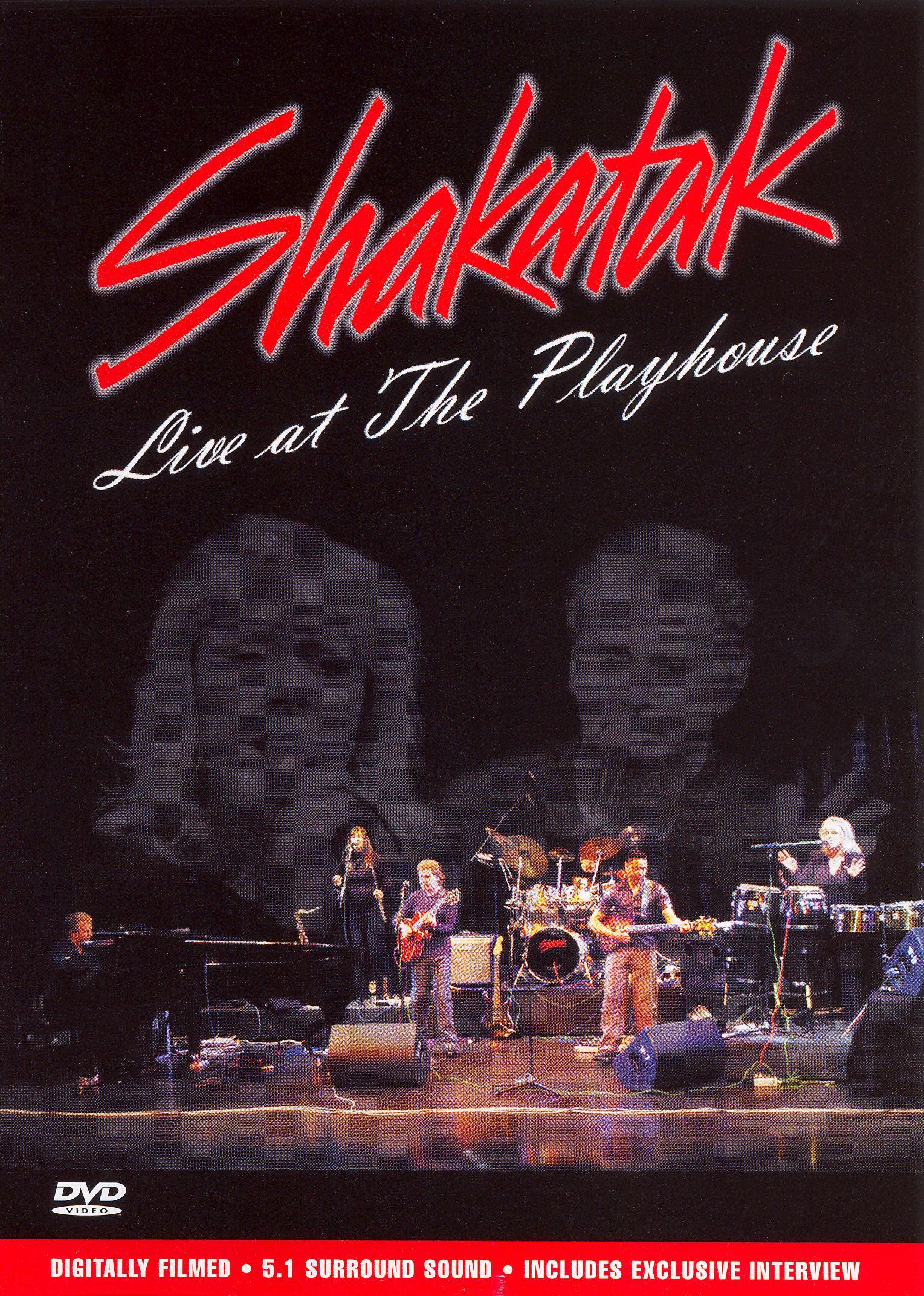 Shakatak: Live at the Playhouse