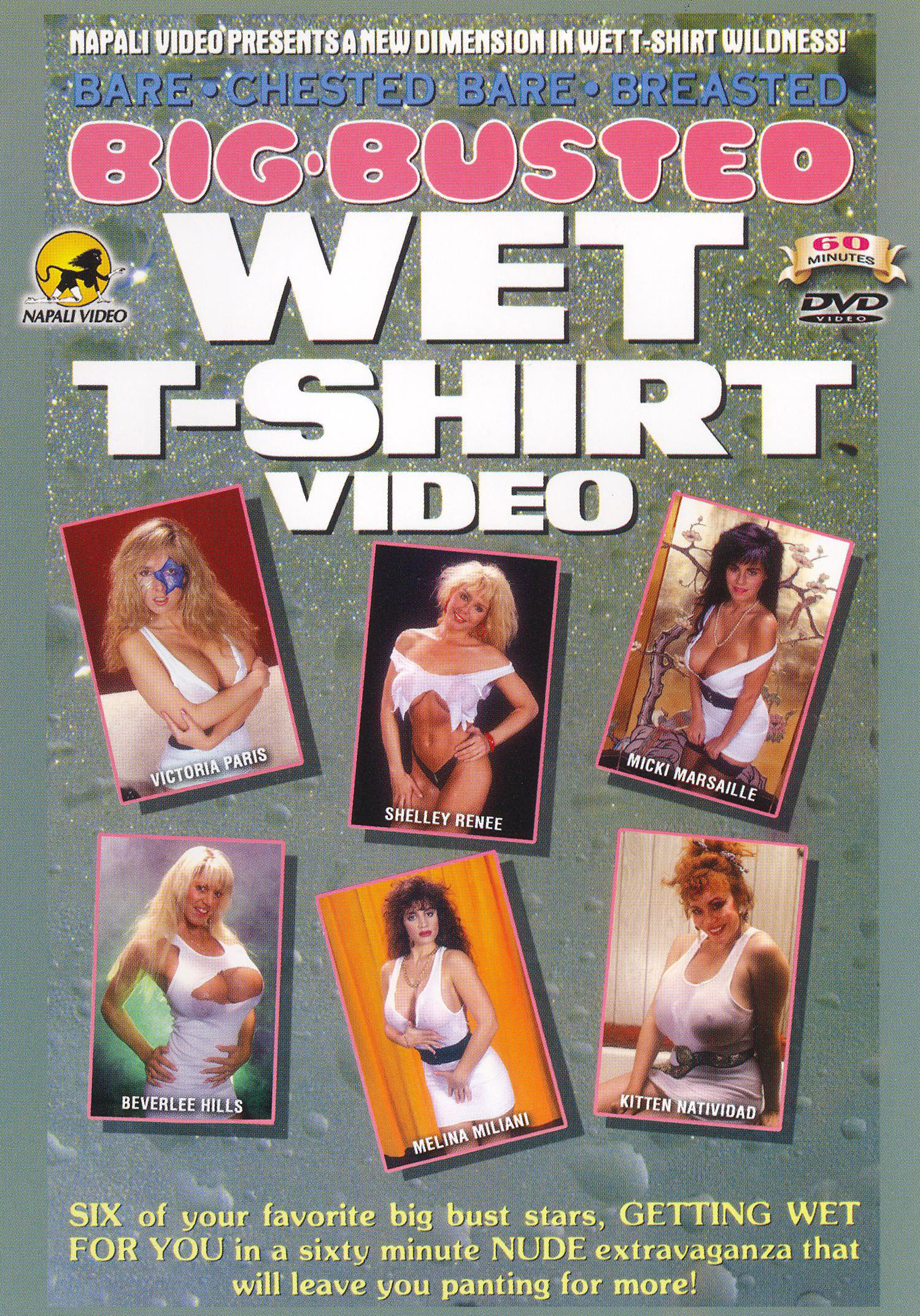 Big Busted Wet T-Shirt Video
