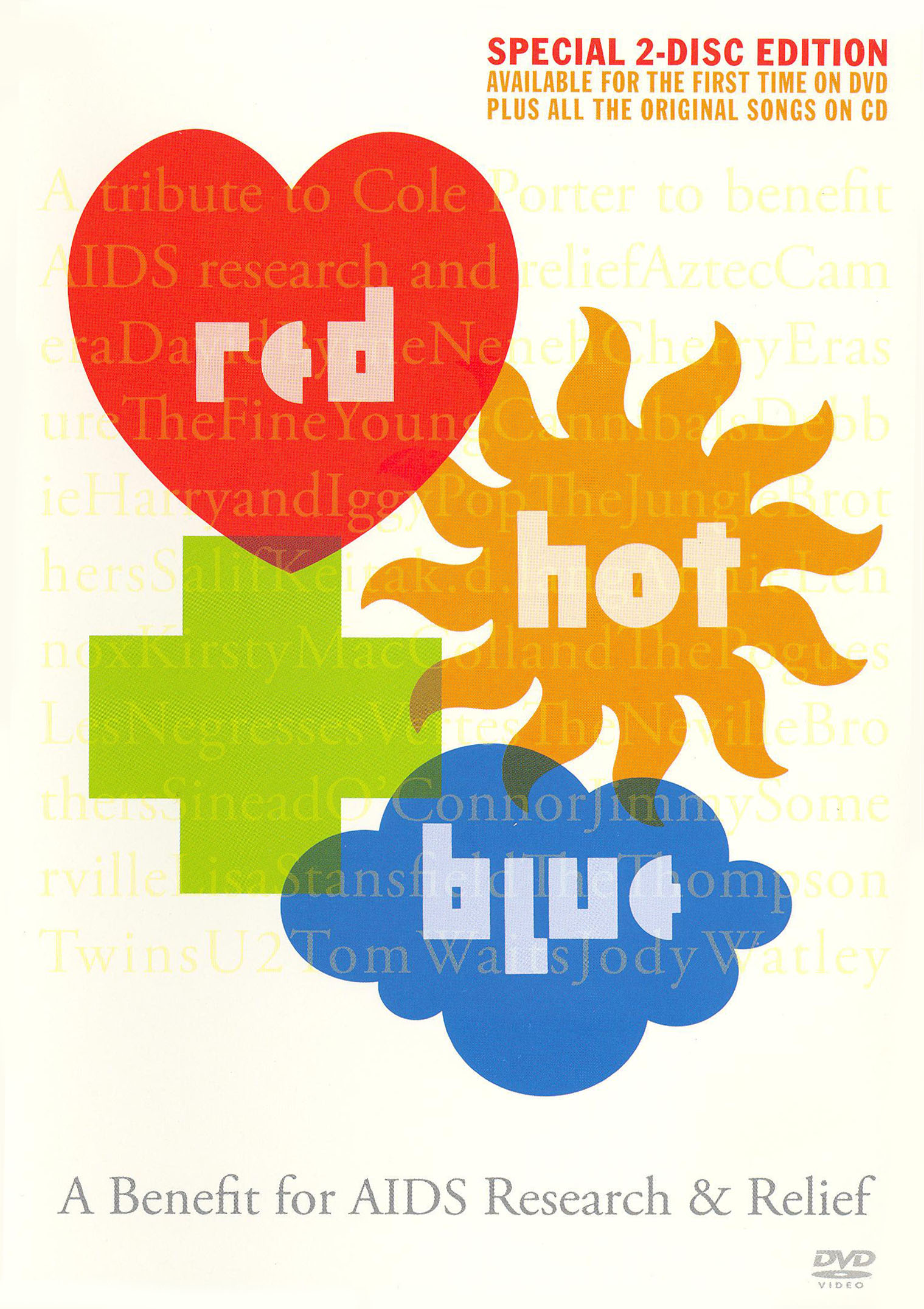 Red, Hot + Blue