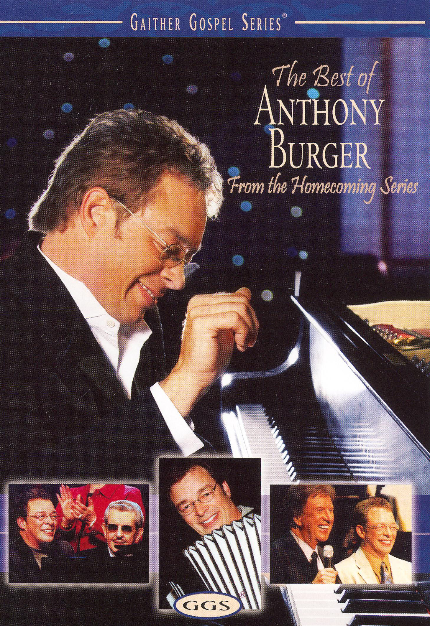 Anthony Burger: The Best of Anthony Burger