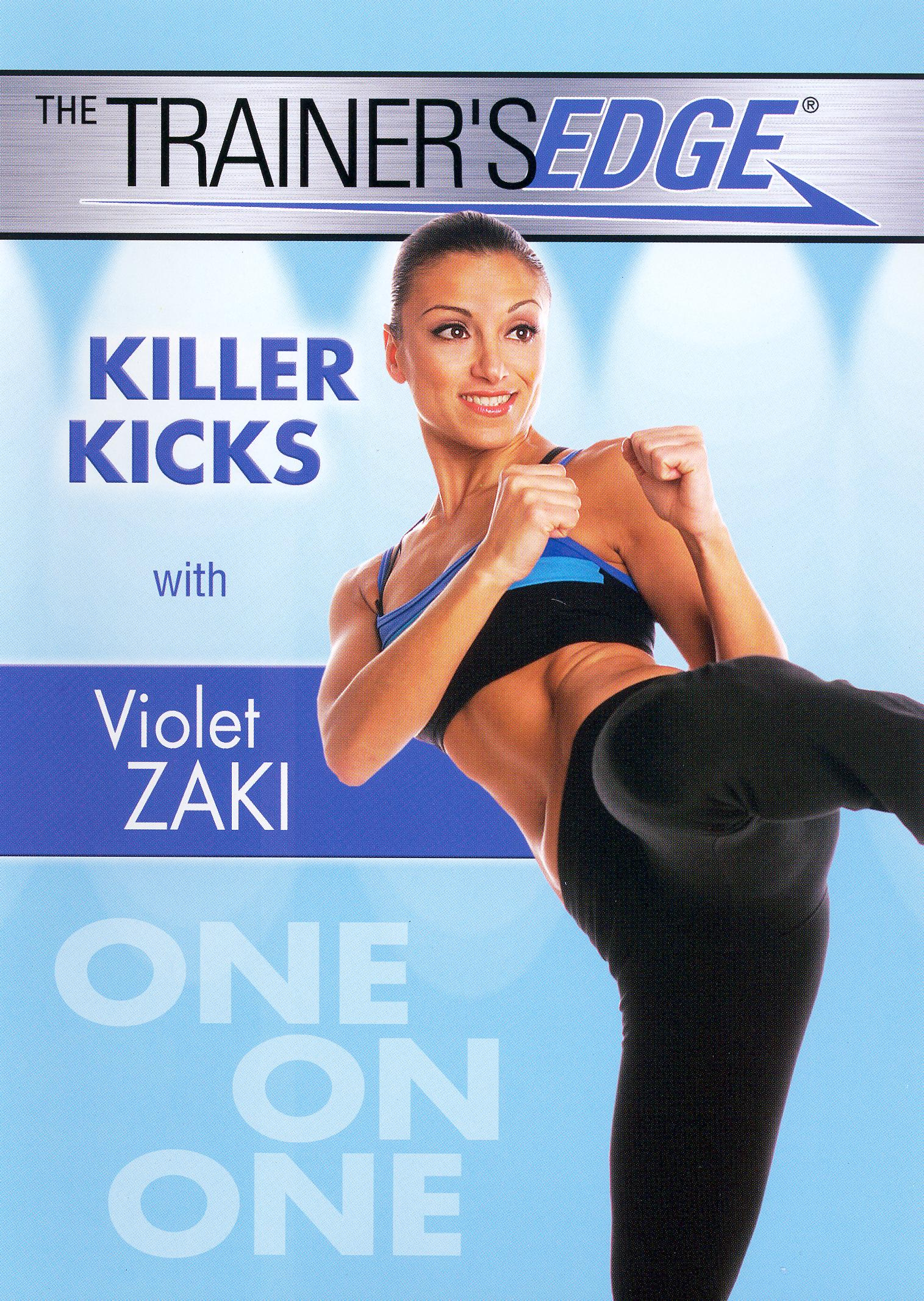 The Trainer's Edge: Killer Kicks with Violet Zaki