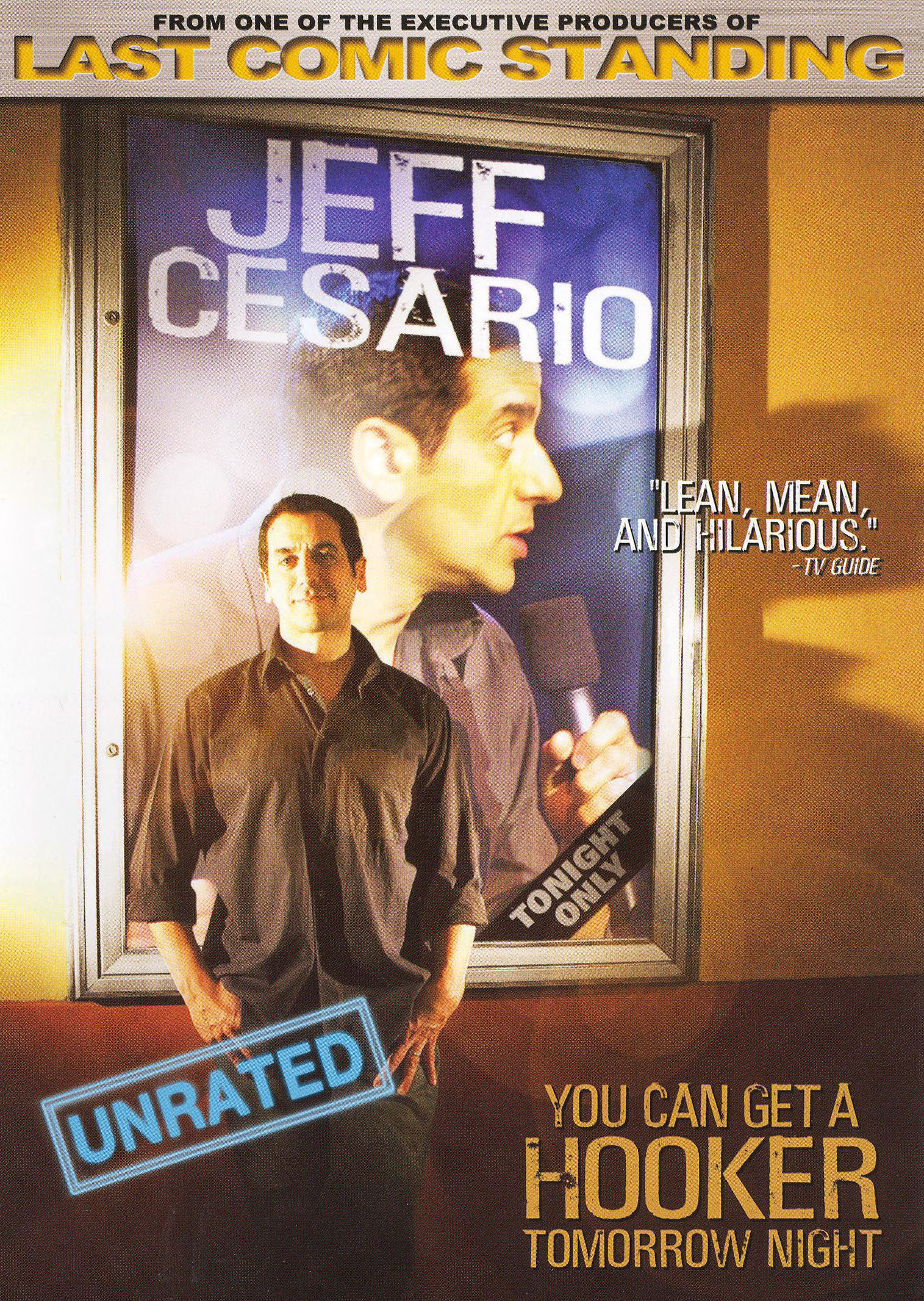 Jeff Cesario: You Can Get a Hooker Tomorrow Night